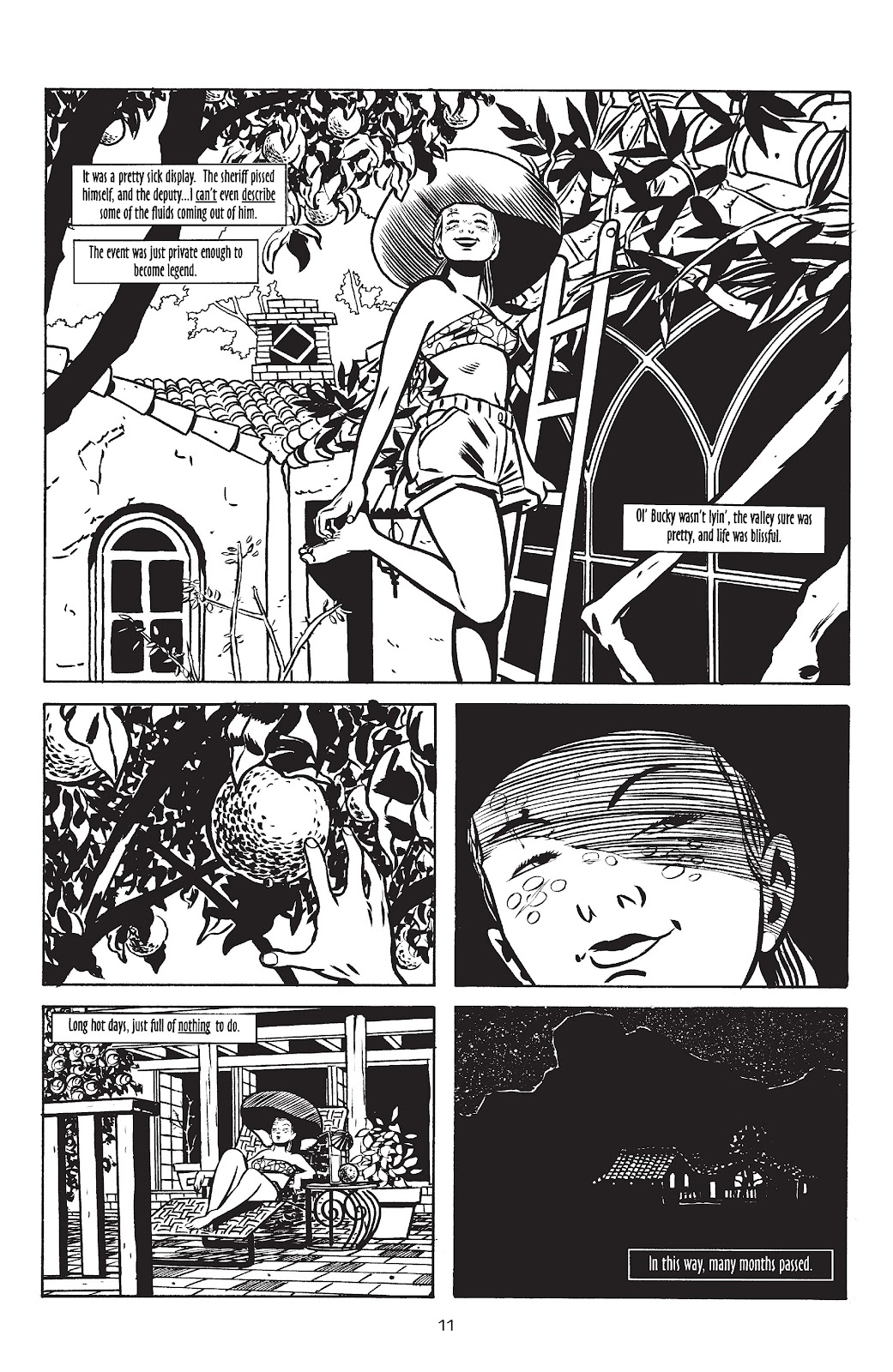 Stray Bullets Issue #10 #10 - English 13