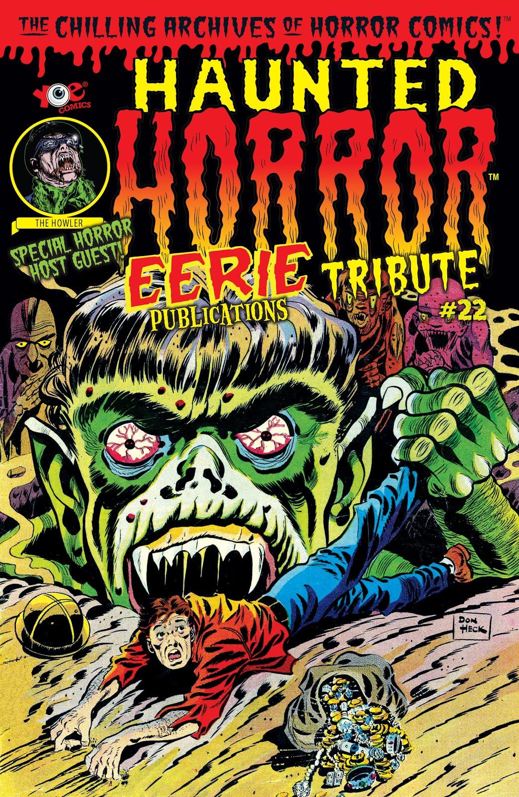 Haunted Horror Issue #22 #22 - English 1