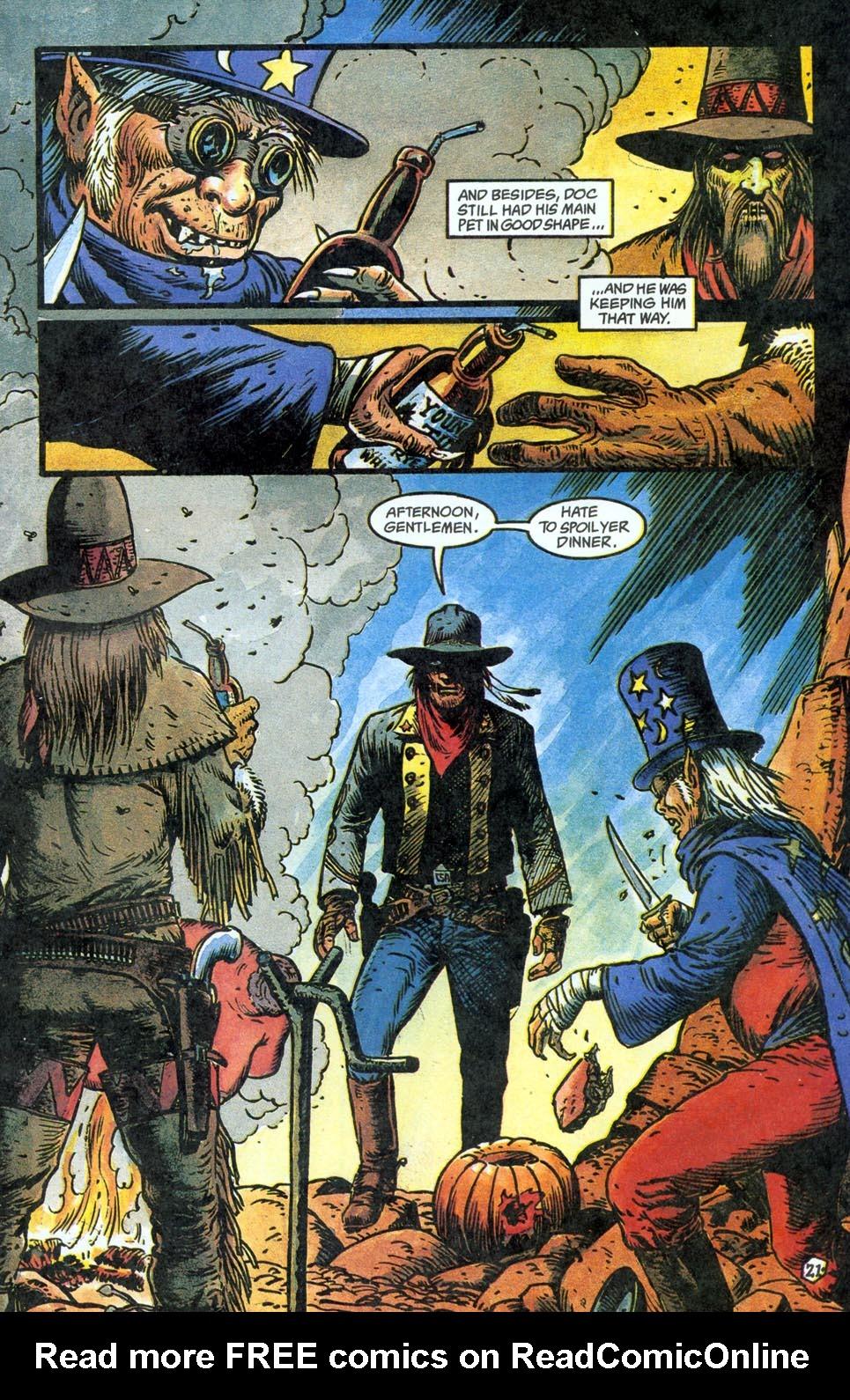 Jonah Hex: Two-Gun Mojo Issue #5 #5 - English 23