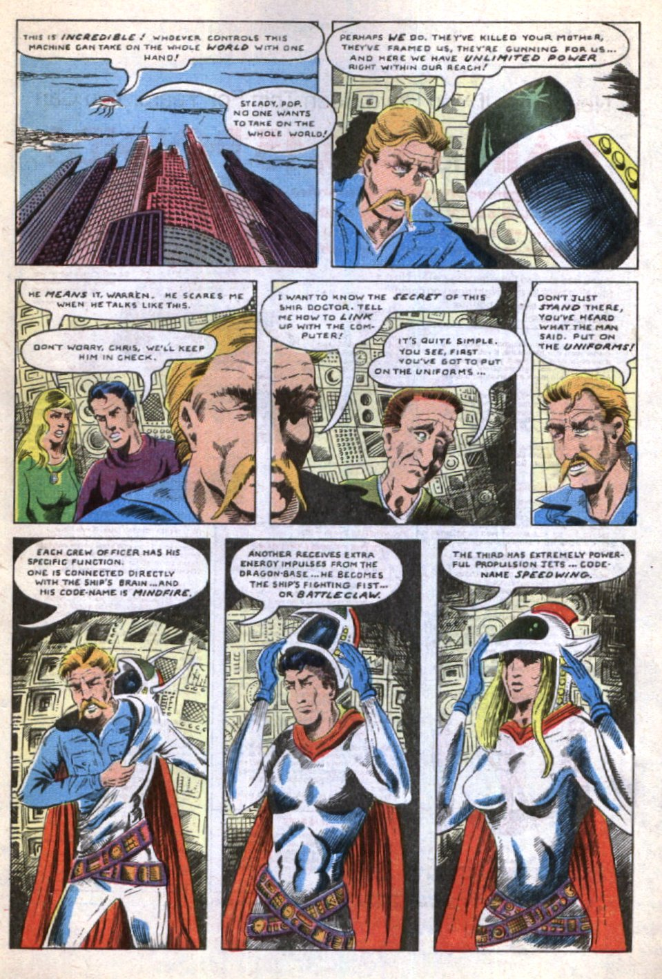 Read online Scary Tales comic -  Issue #40 - 15