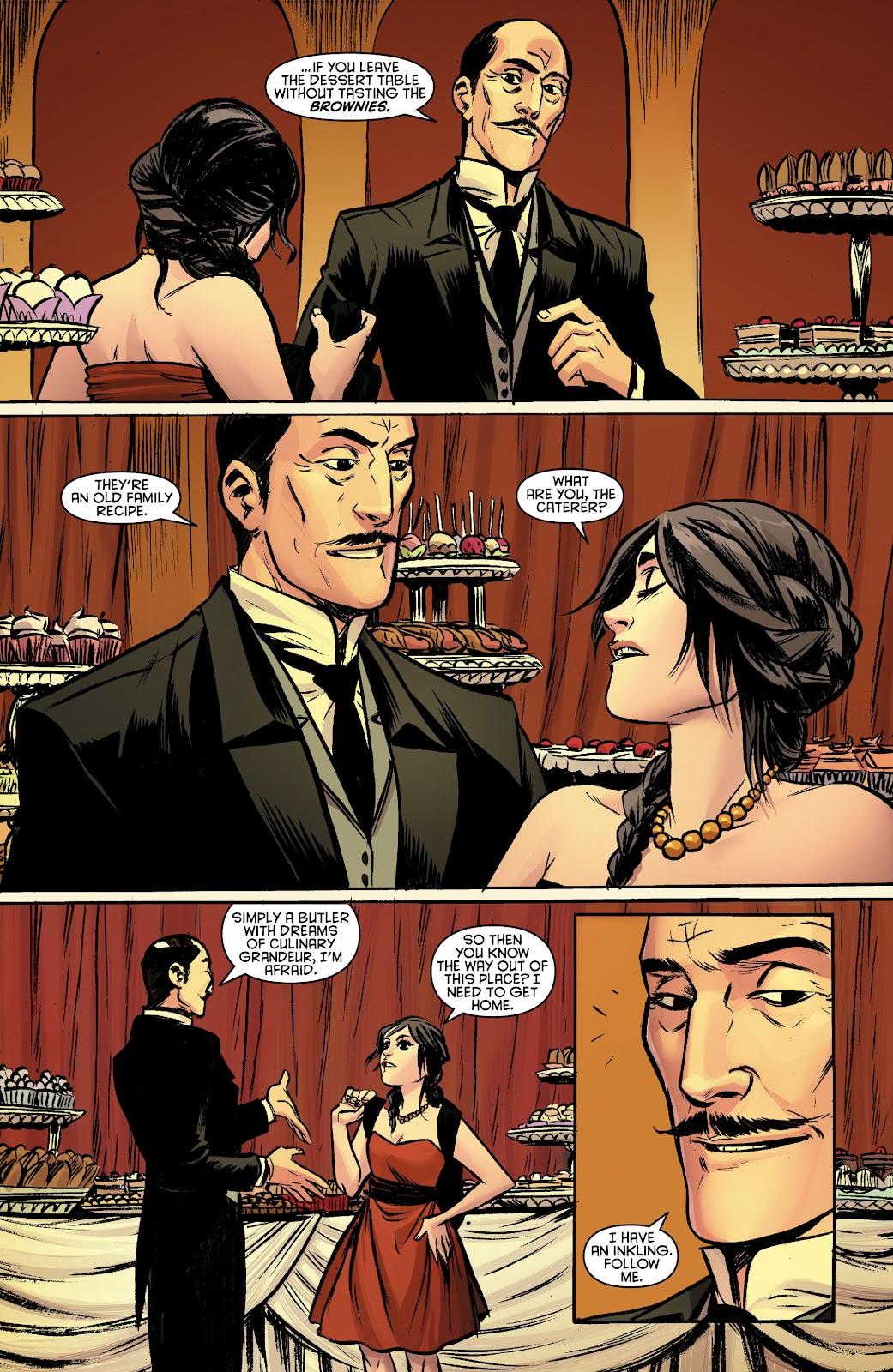 Batman (2011) Issue #12 #27 - English 7