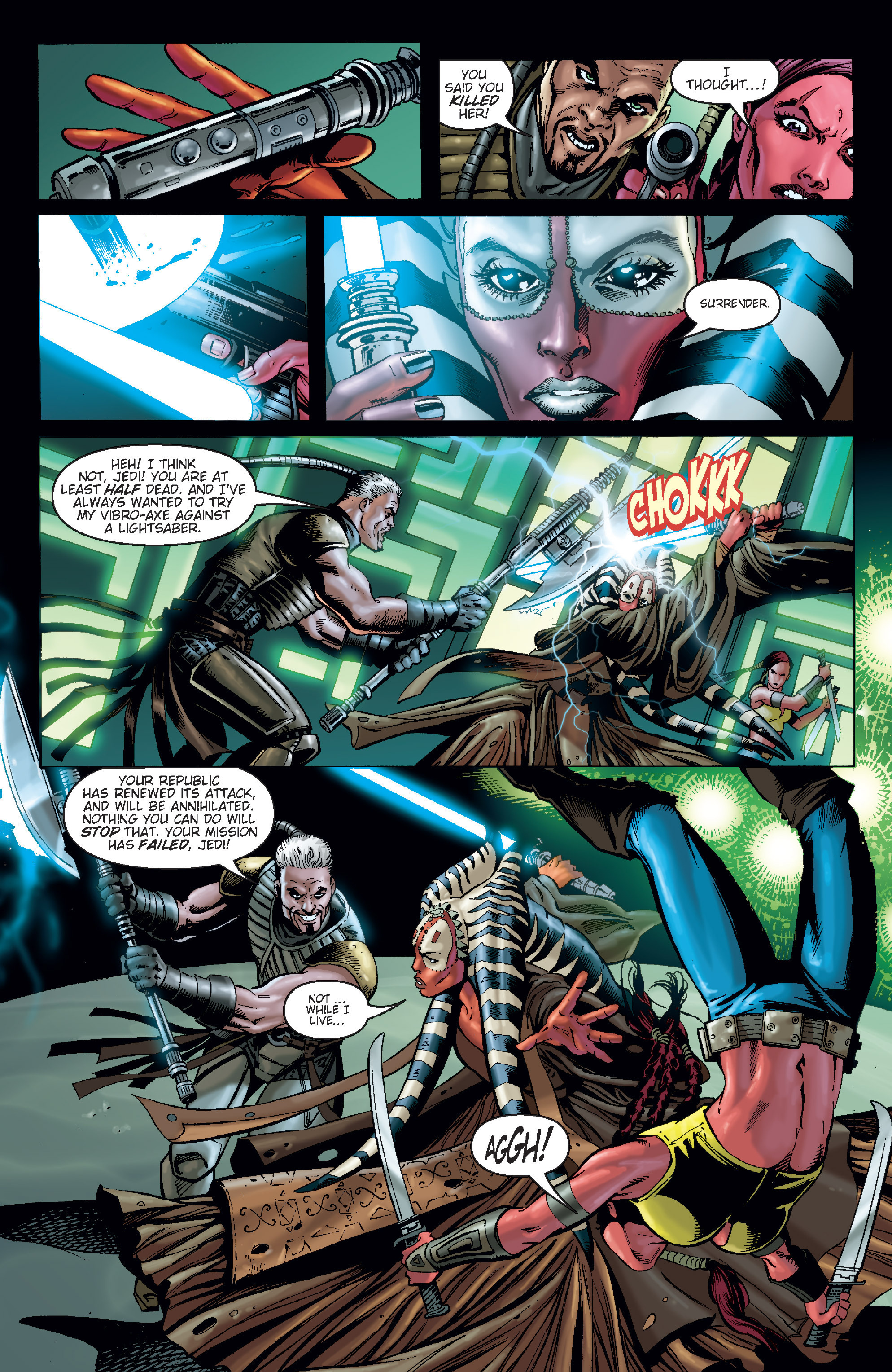 Star Wars Legends Epic Collection: The Clone Wars chap 2 pic 20