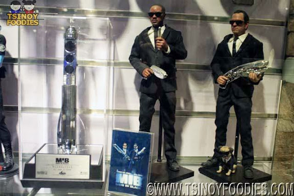 men in black toy collection