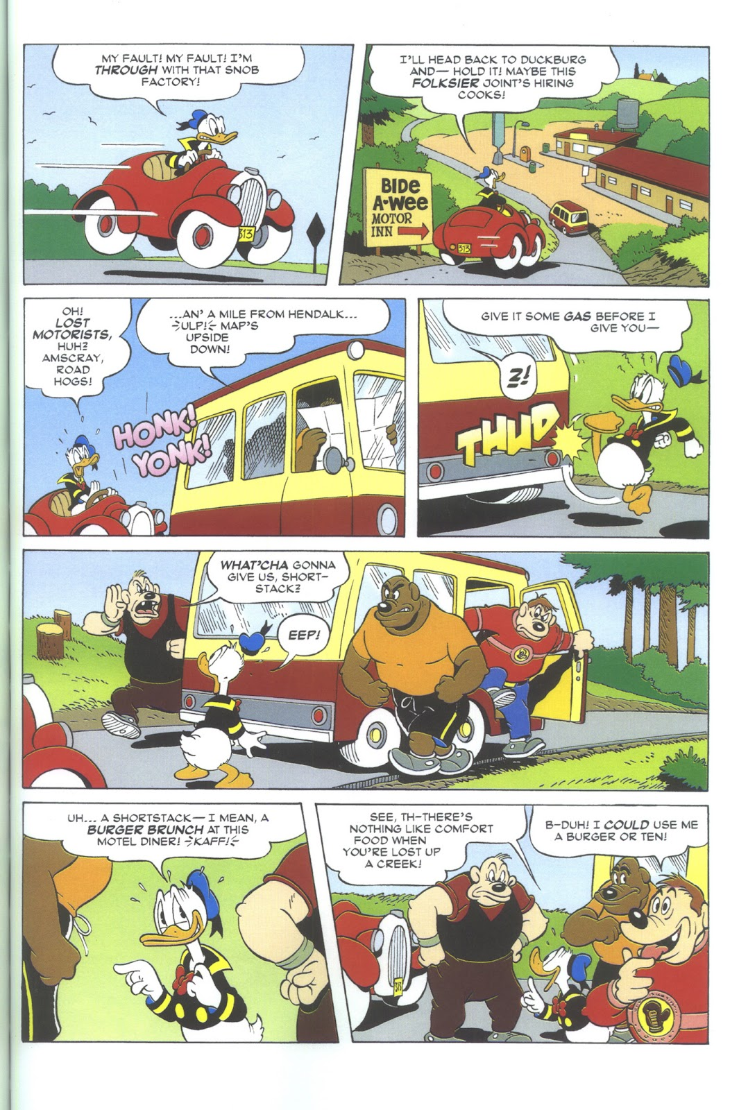 Uncle Scrooge (1953) Issue #367 #367 - English 33