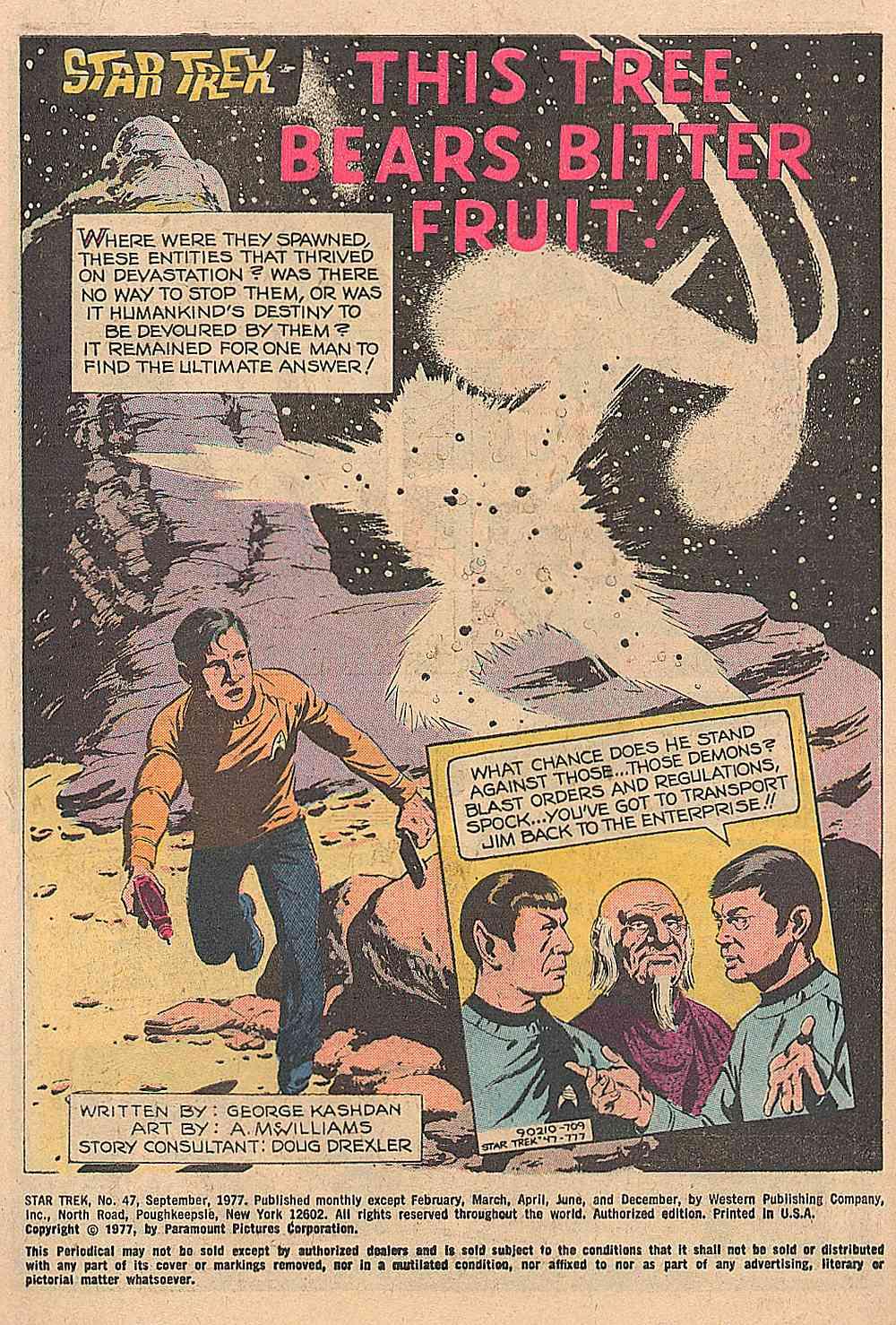 Star Trek (1967) #47 #47 - English 2