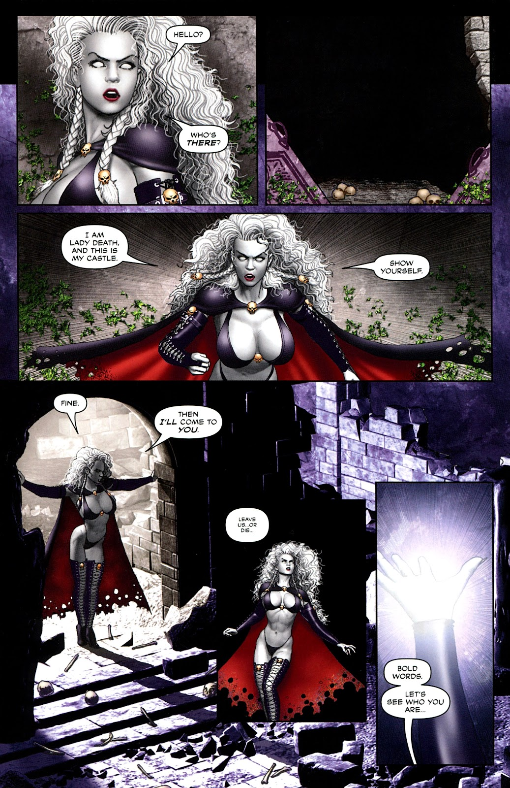 Lady Death (2010) Issue #25 #28 - English 22