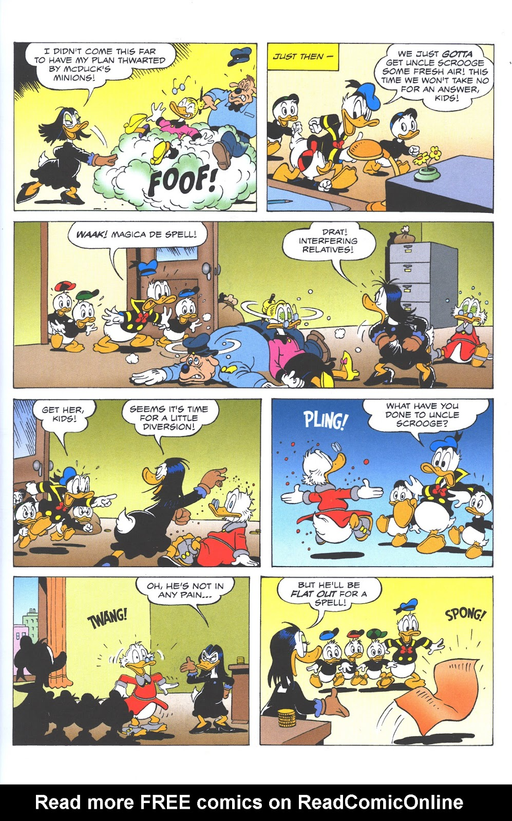 Uncle Scrooge (1953) Issue #373 #373 - English 35