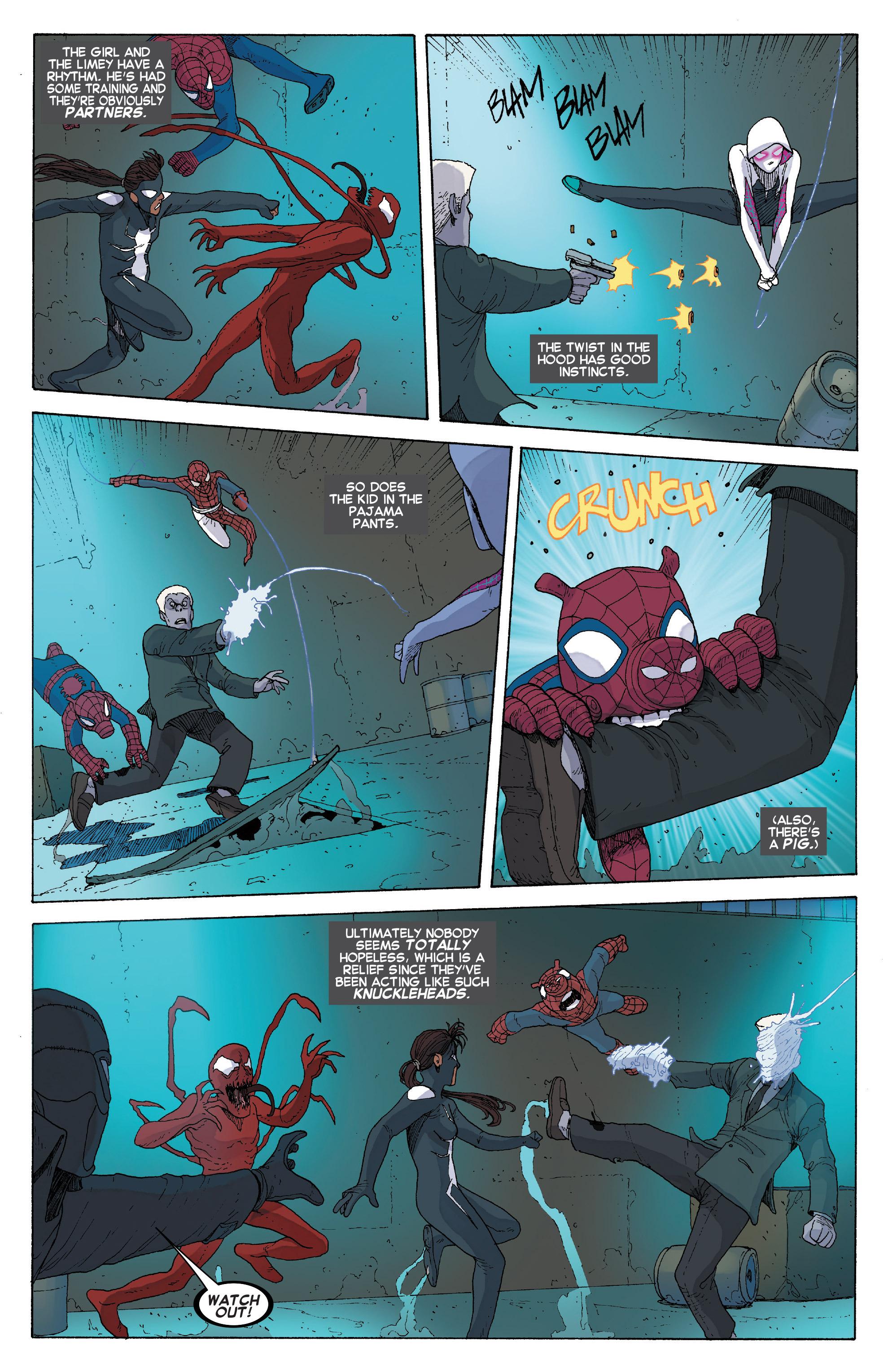 Read online Spider-Verse [II] comic -  Issue #2 - 16