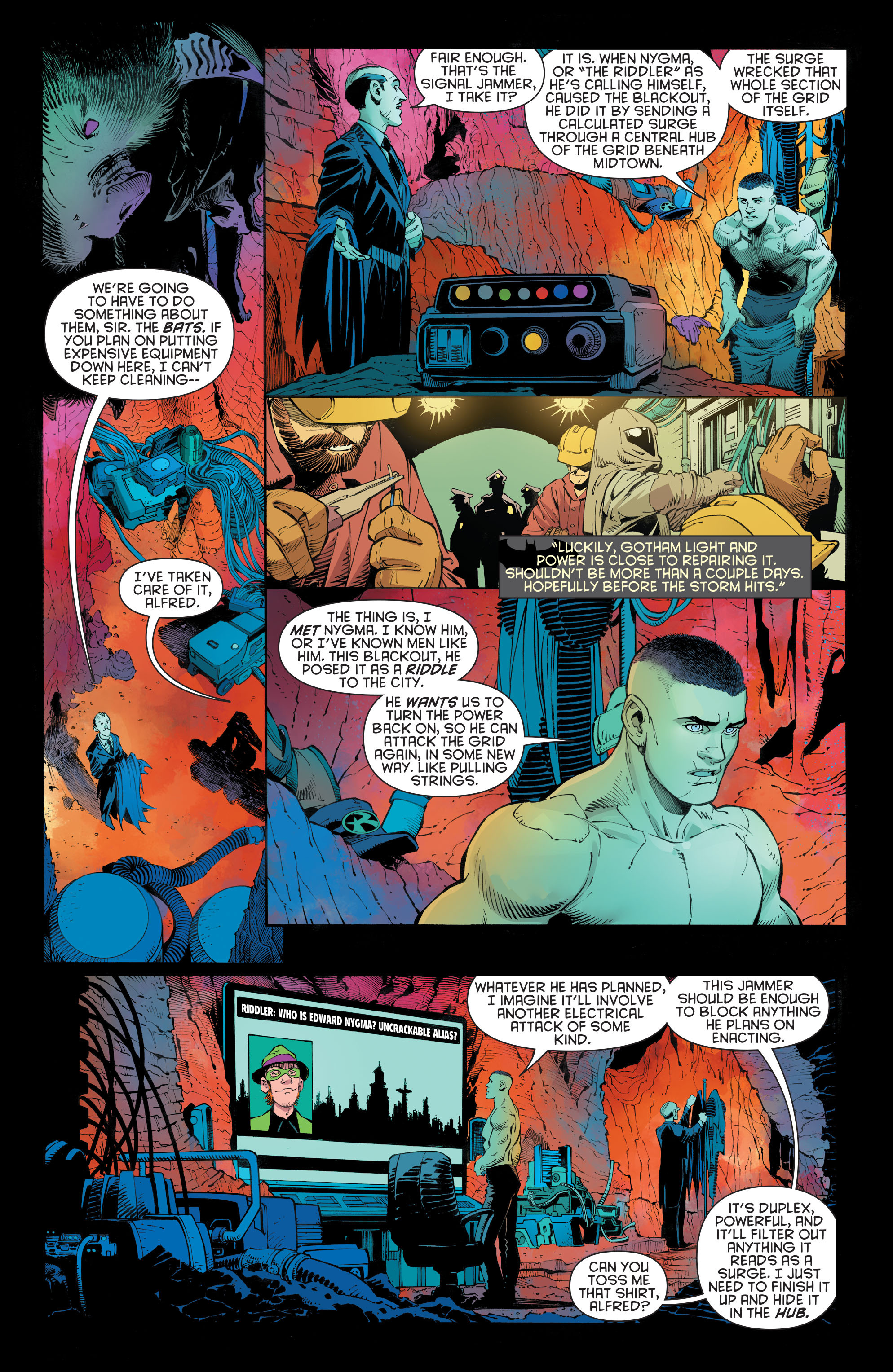 DC Comics: Zero Year chap tpb pic 410