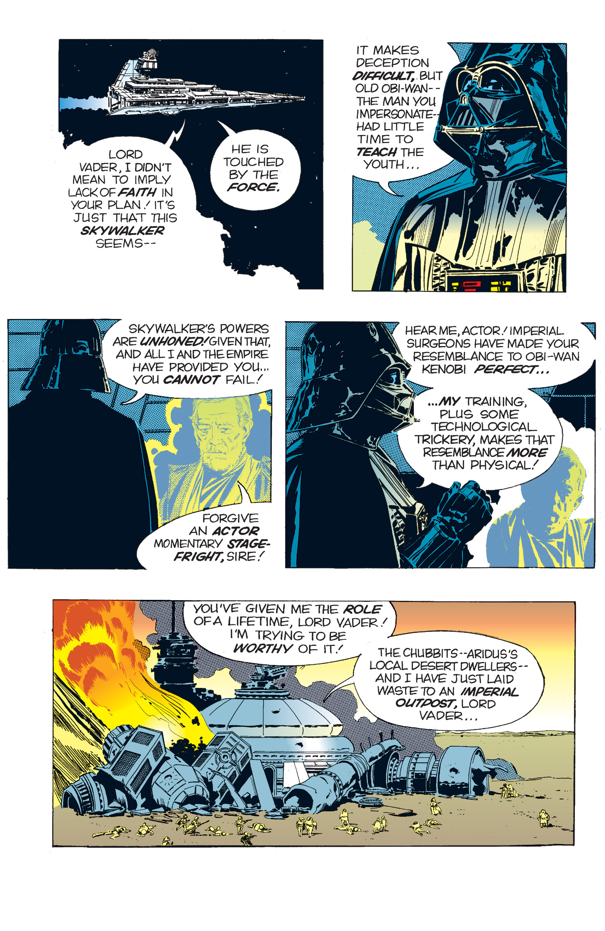 Classic Star Wars #10 #10 - English 17