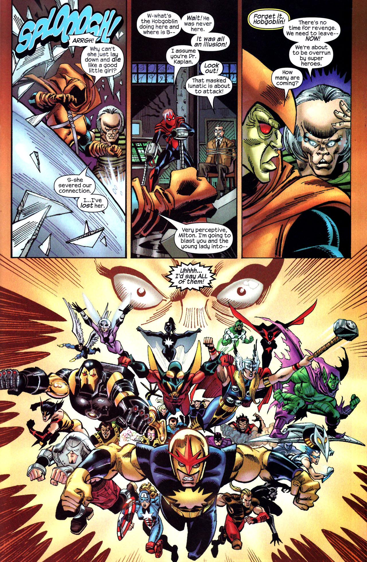 Amazing Spider-Girl #15 #16 - English 36