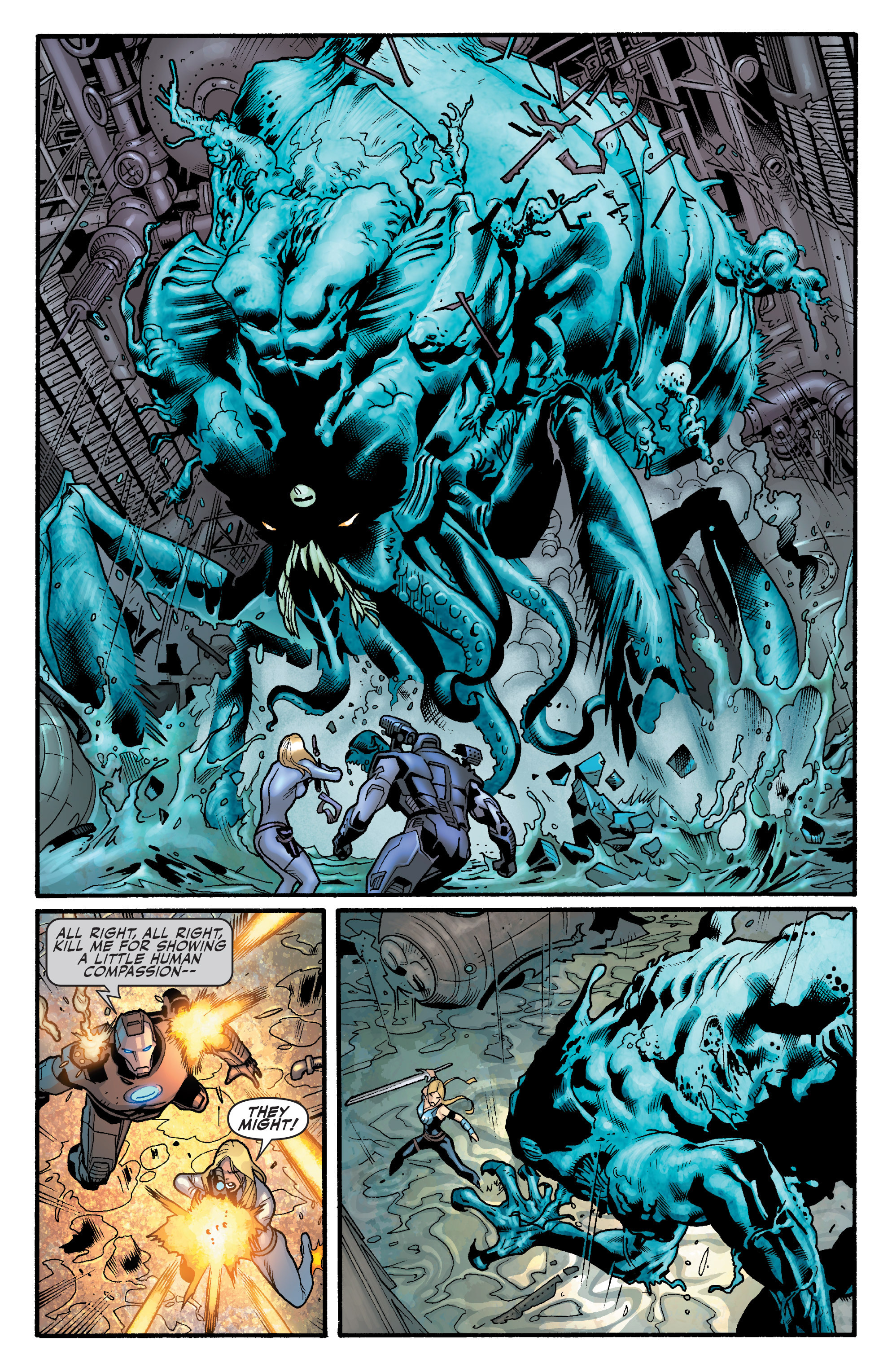 Read online Secret Avengers (2010) comic -  Issue #21 - 14