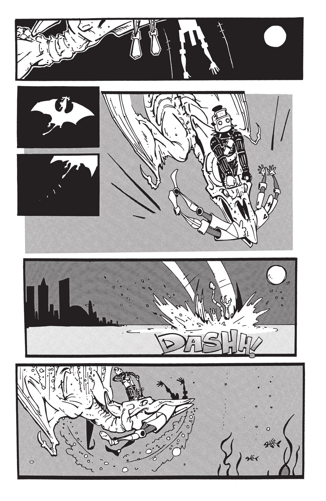 Read online Scud: The Disposable Assassin: The Whole Shebang comic -  Issue # TPB (Part 2) - 157