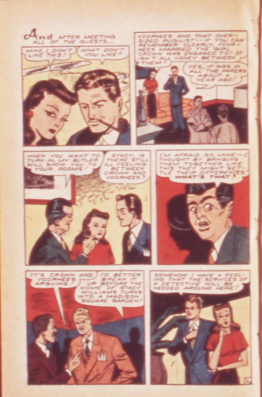 Sub-Mariner Comics #24 #24 - English 30