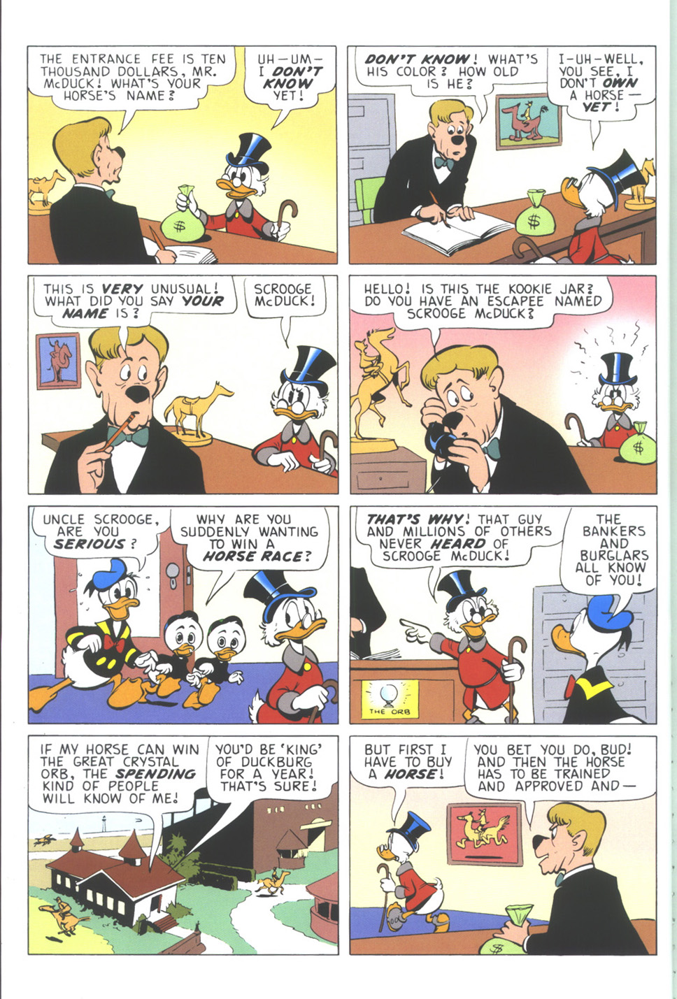 Uncle Scrooge (1953) Issue #340 #340 - English 4