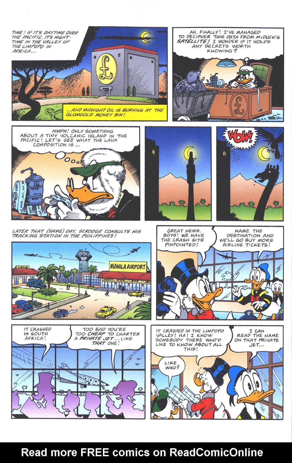 Uncle Scrooge (1953) Issue #380 #380 - English 8