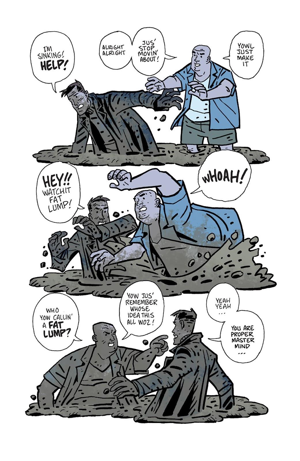 Mudman Issue #2 #2 - English 24
