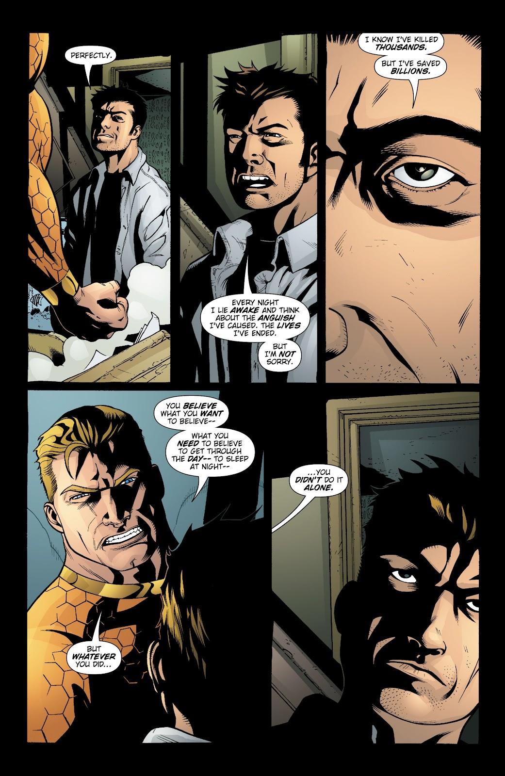 Aquaman (2003) Issue #19 #19 - English 16