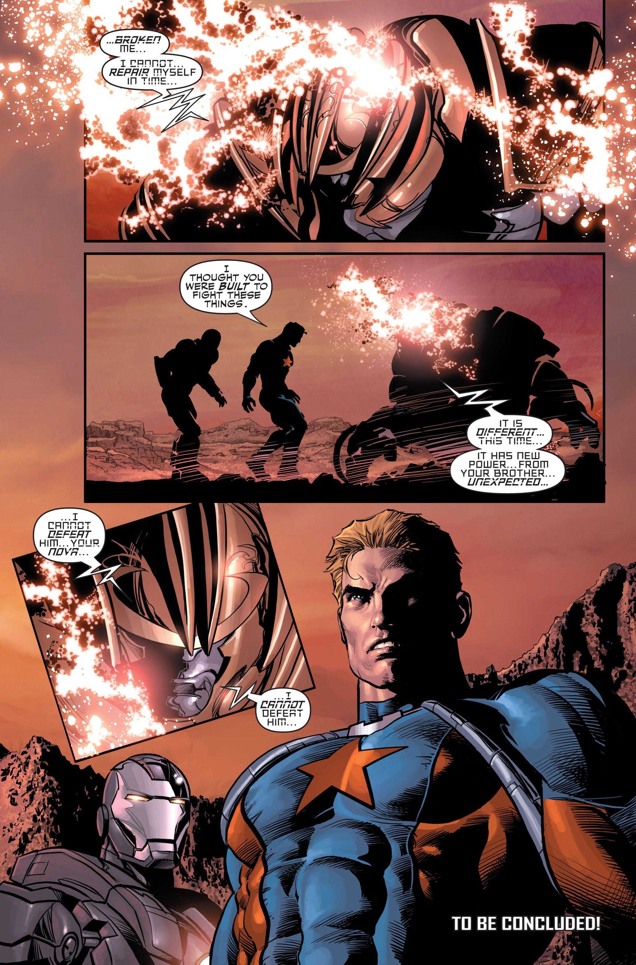 Read online Secret Avengers (2010) comic -  Issue #3 - 24