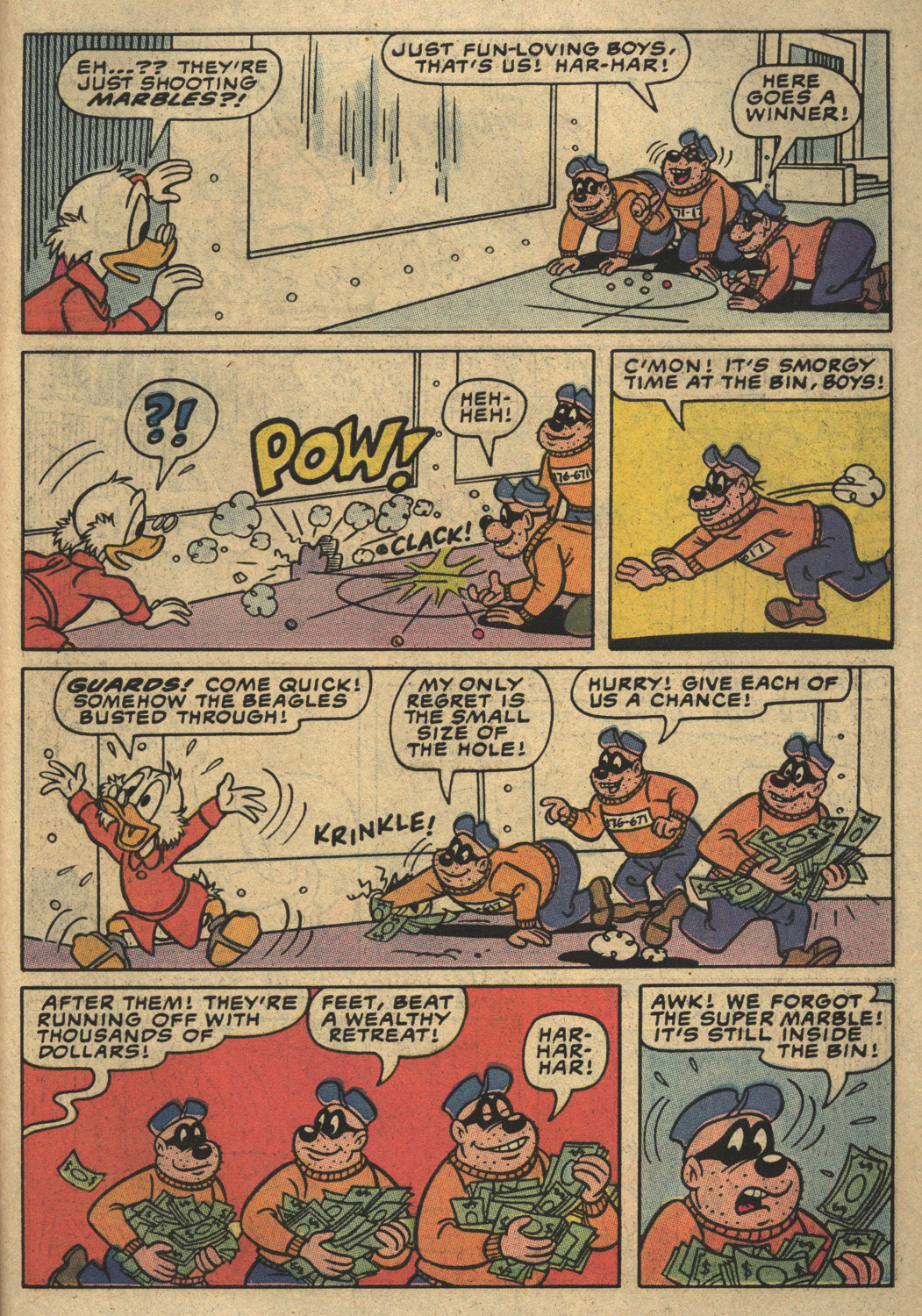 Uncle Scrooge (1953) Issue #194 #194 - English 27