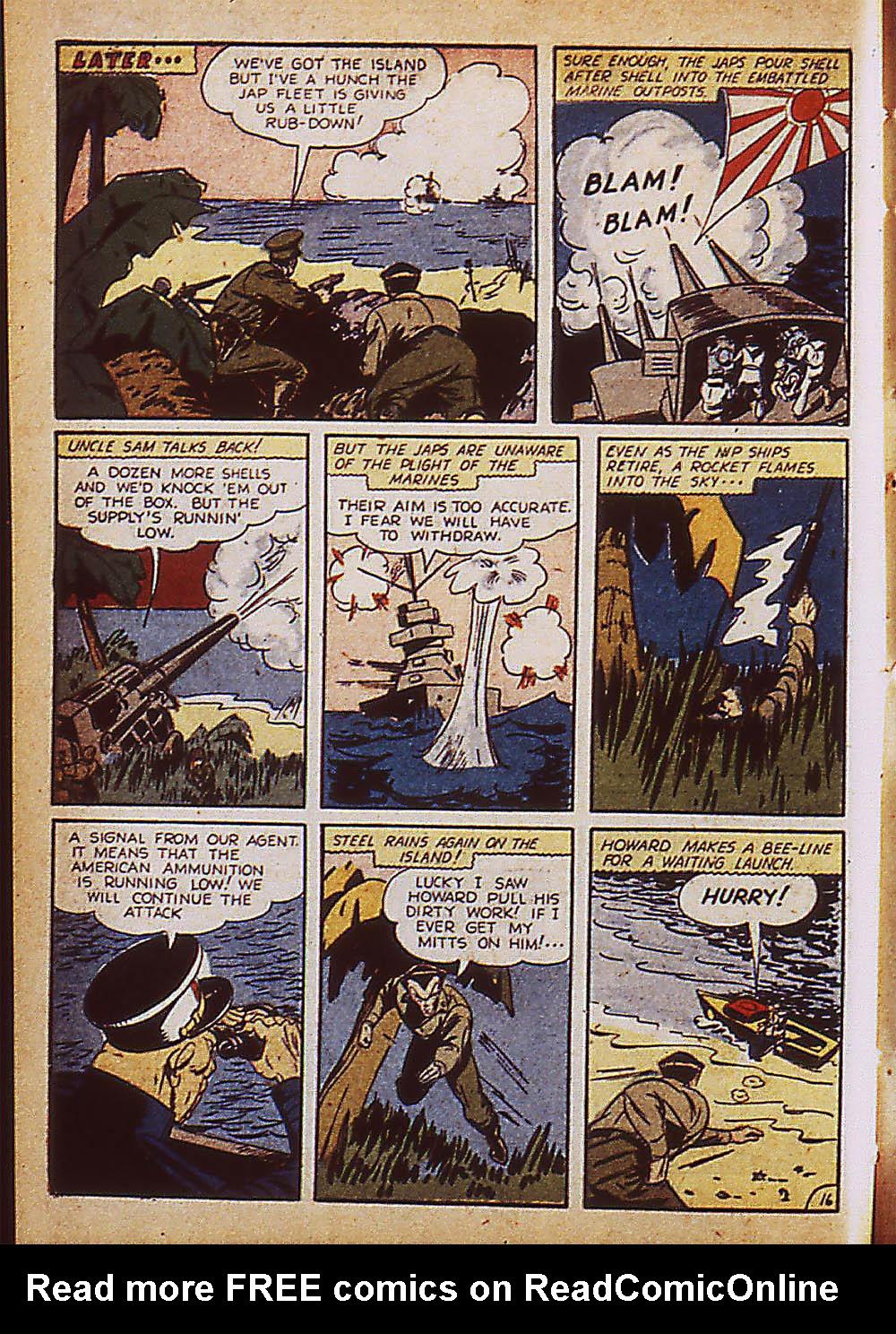 Sub-Mariner Comics Issue #8 #8 - English 19