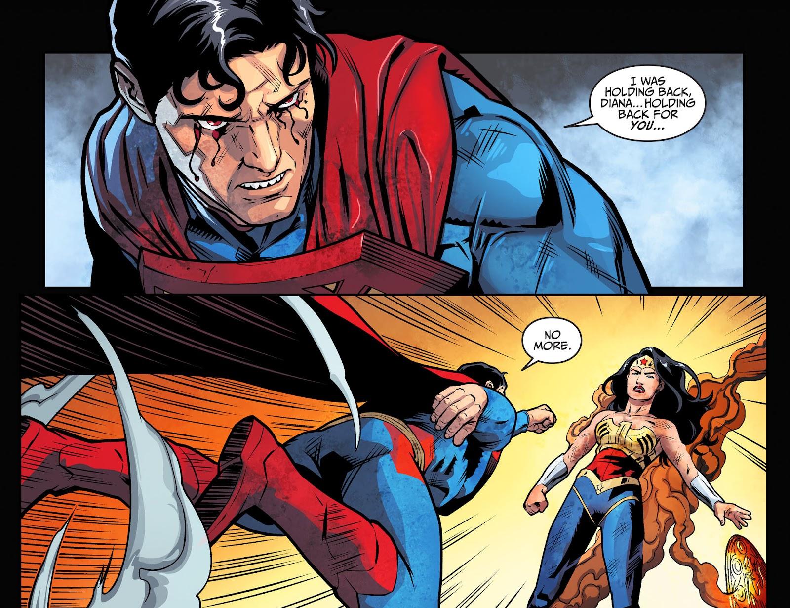 Injustice: Gods Among Us Year Four Issue #9 #10 - English 11