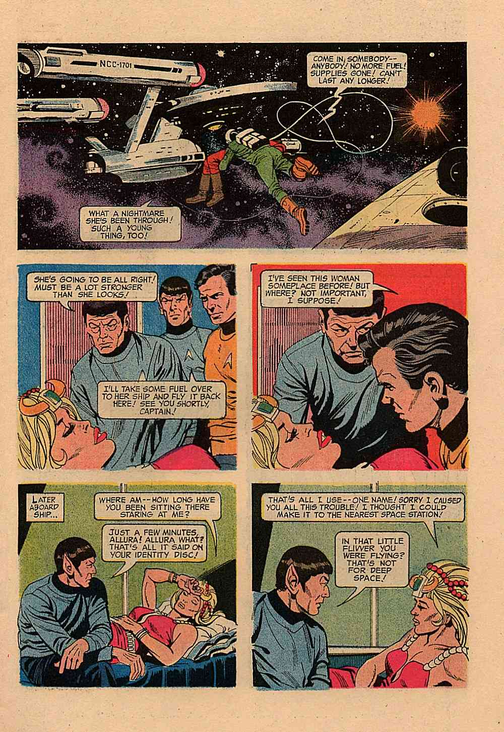 Star Trek (1967) Issue #18 #18 - English 9
