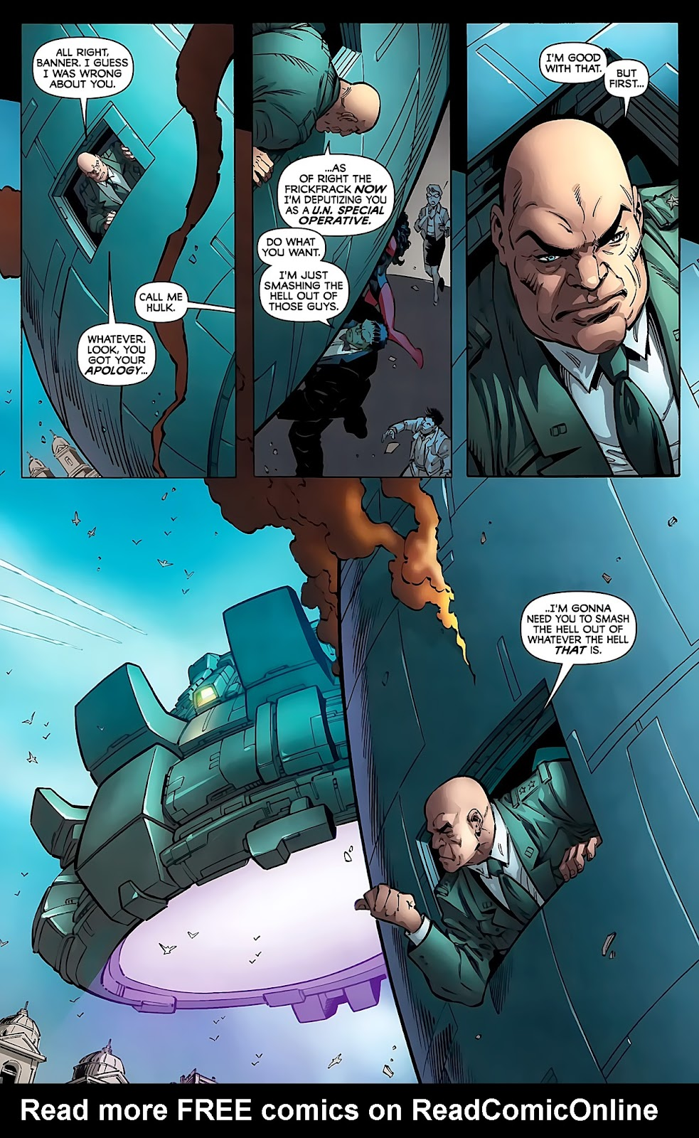 Incredible Hulks (2010) Issue #628 #18 - English 6