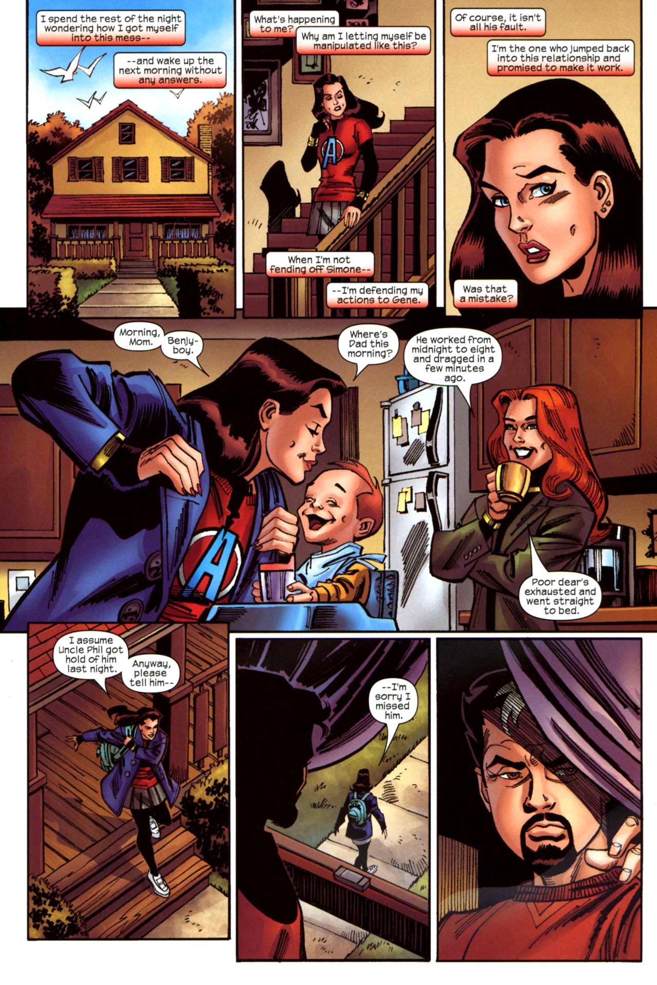 Amazing Spider-Girl #21 #10 - English 8