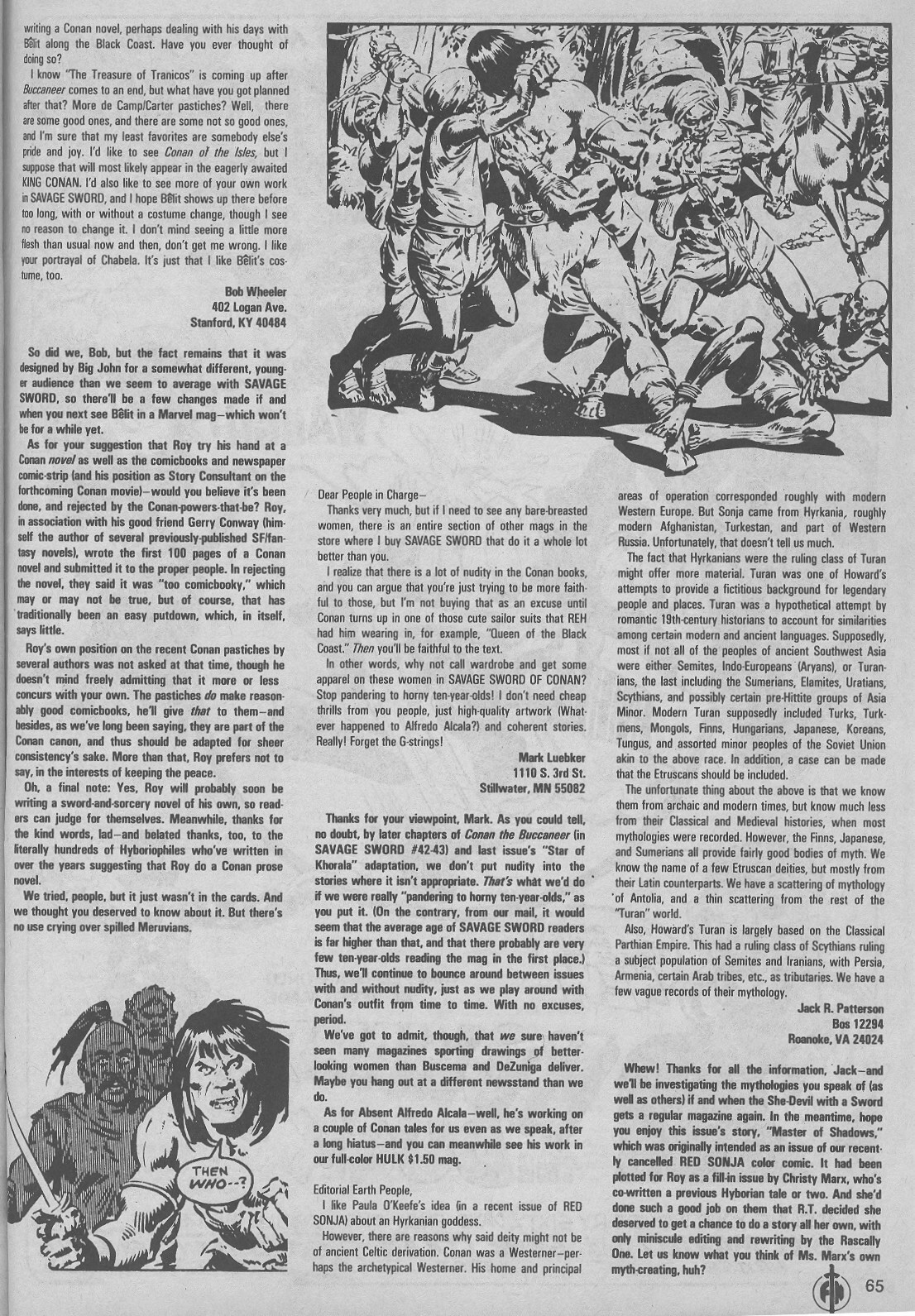 The Savage Sword Of Conan Issue #45 #46 - English 65