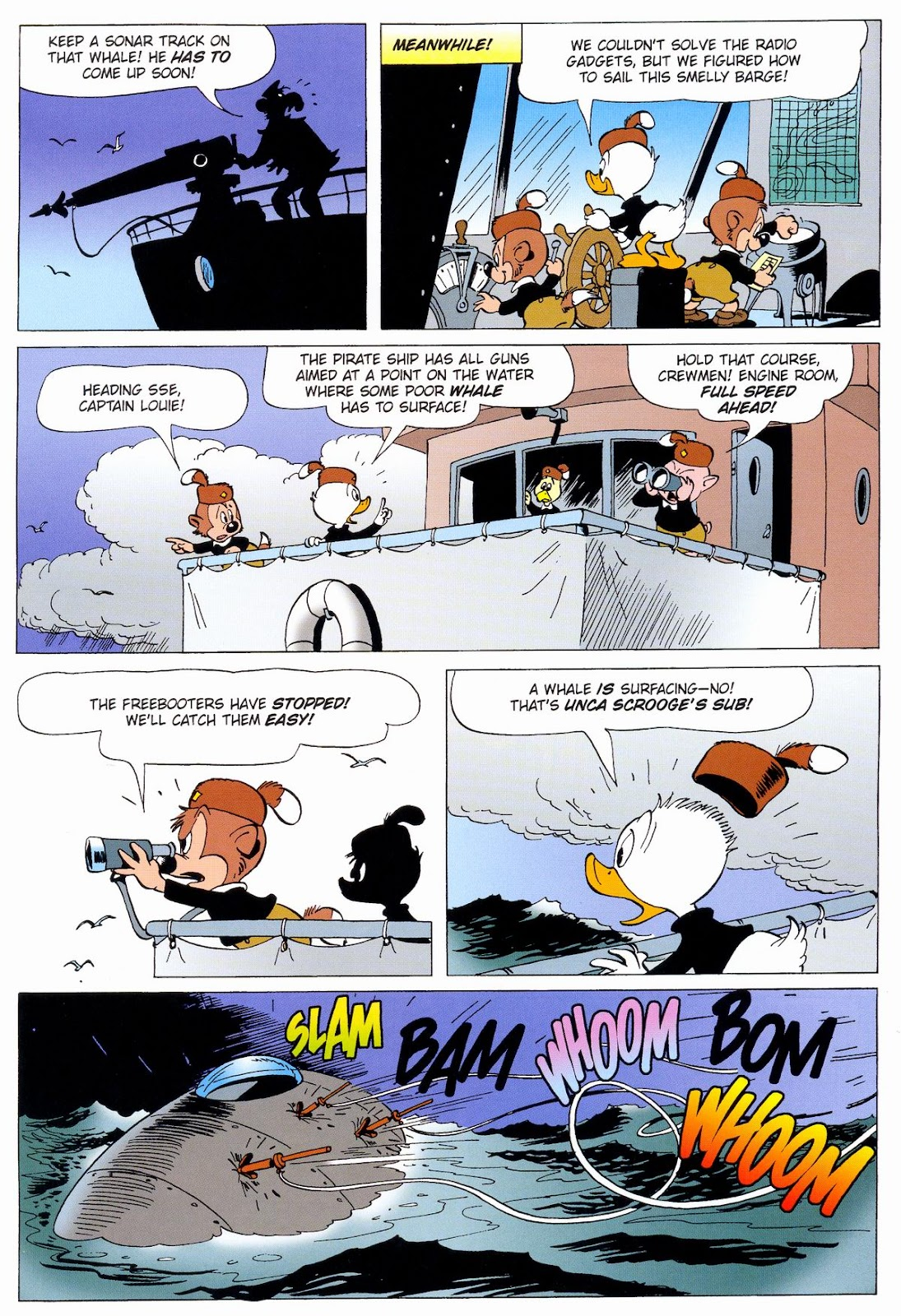 Uncle Scrooge (1953) Issue #331 #331 - English 47