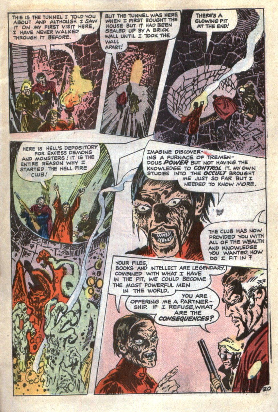 Read online Scary Tales comic -  Issue #29 - 27