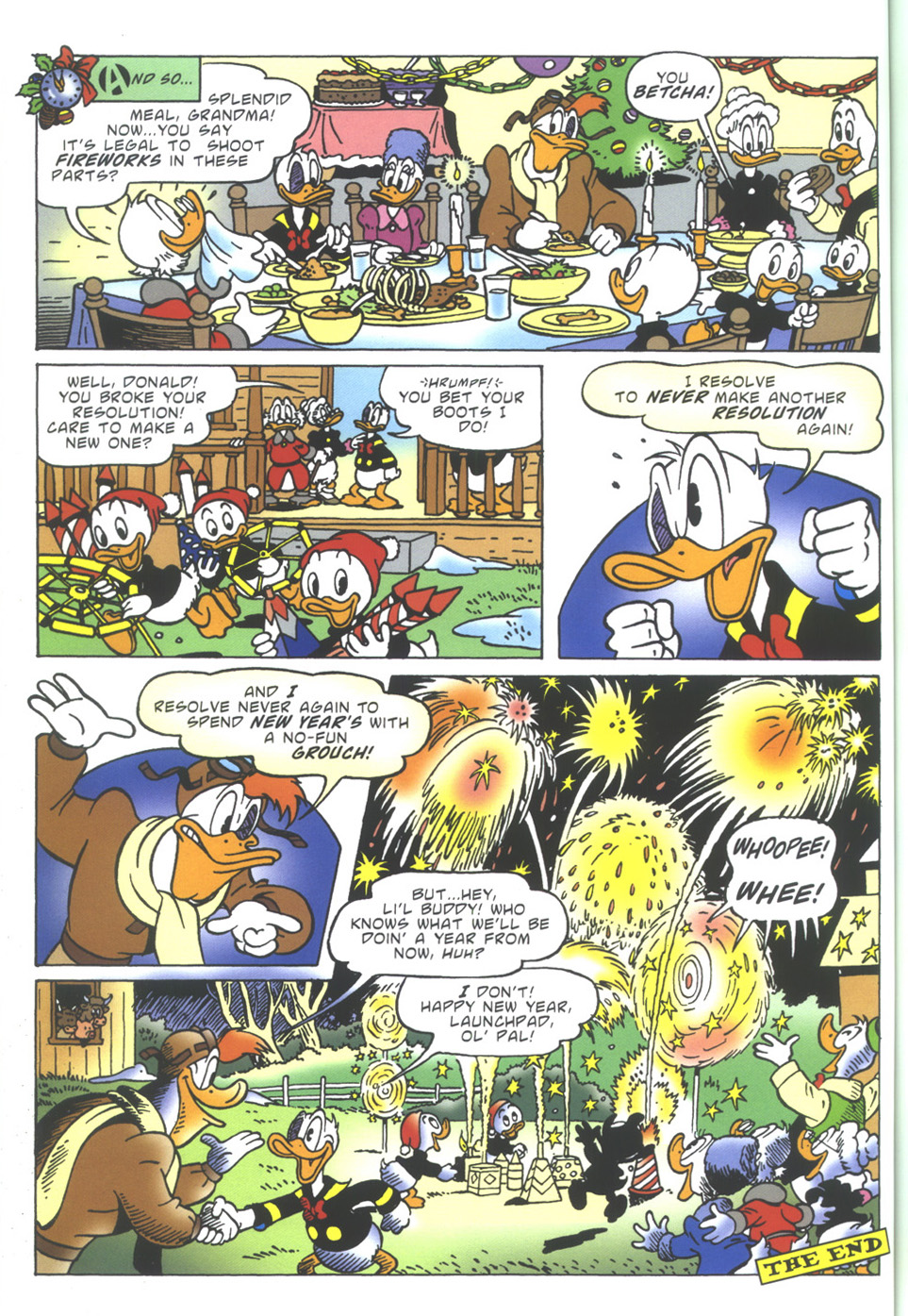 Uncle Scrooge (1953) Issue #349 #349 - English 38