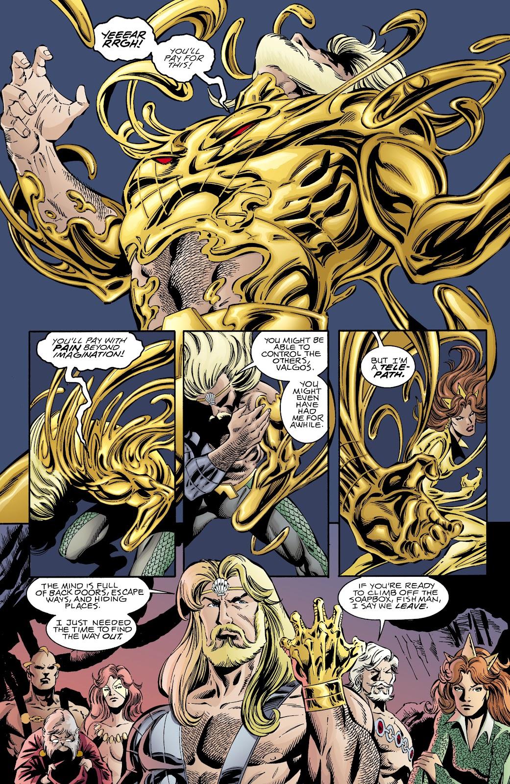Aquaman (1994) Issue #73 #79 - English 17