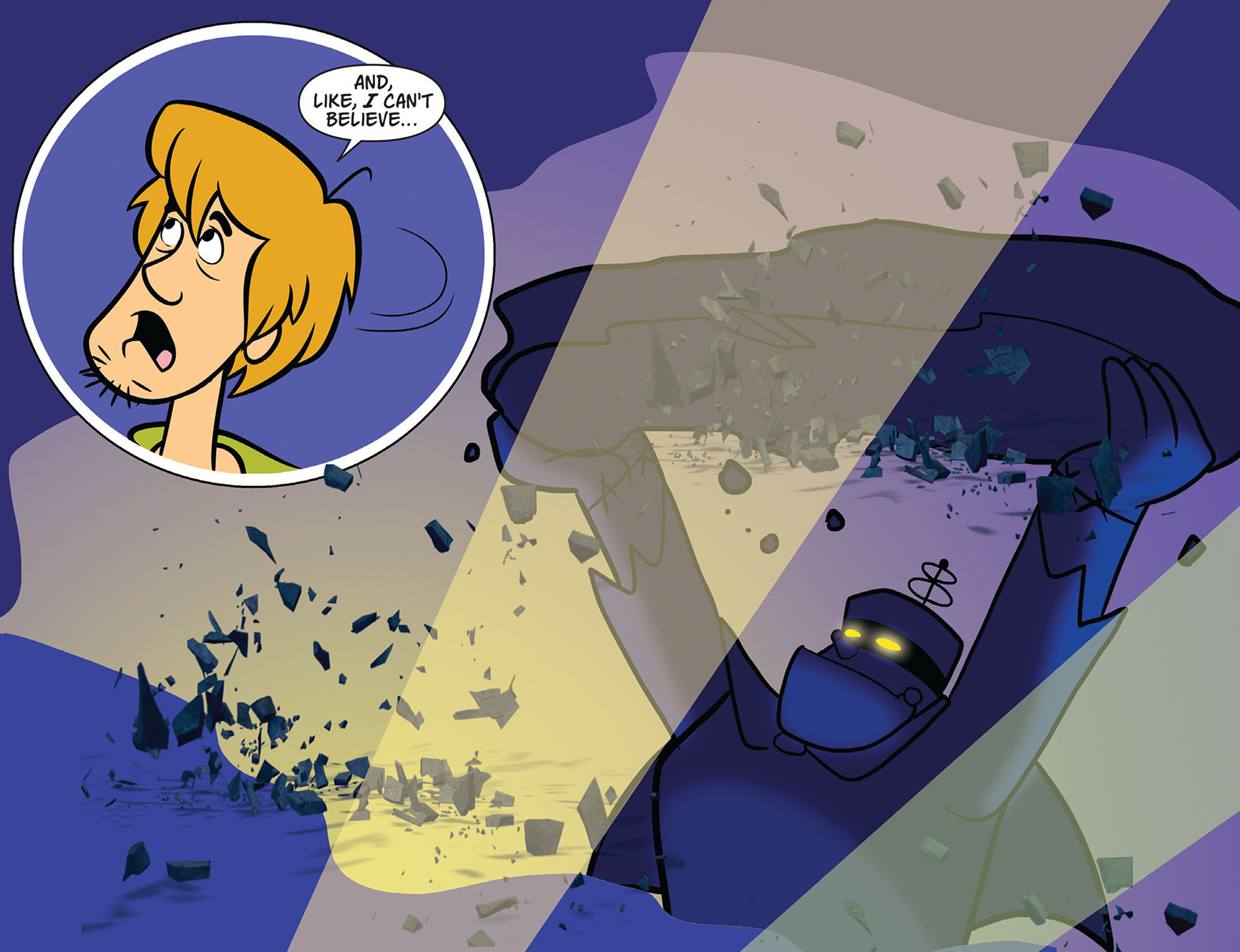 Read online Scooby-Doo! Team-Up comic -  Issue #43 - 7