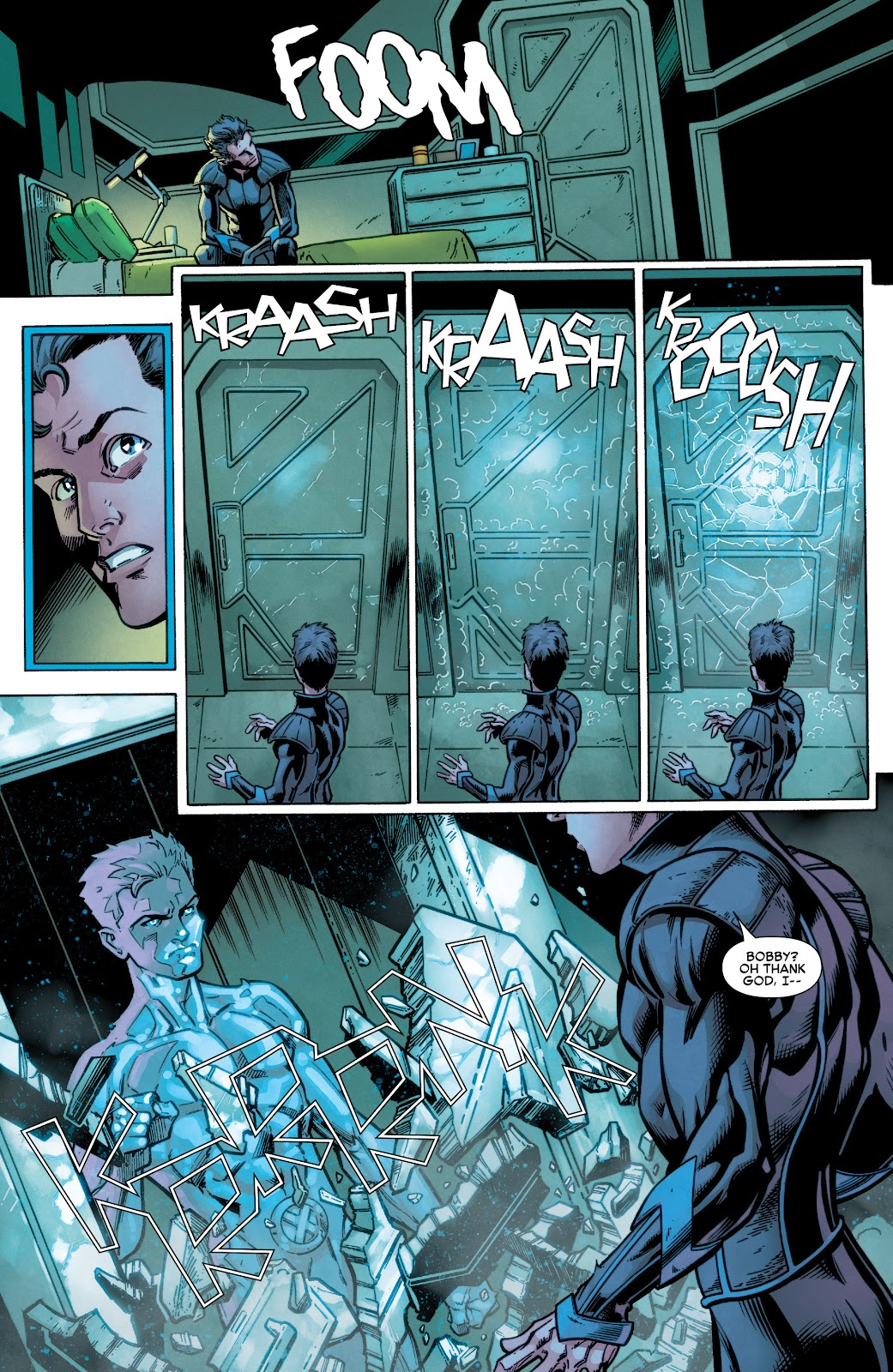 All-New X-Men (2016) Issue #17 #19 - English 17