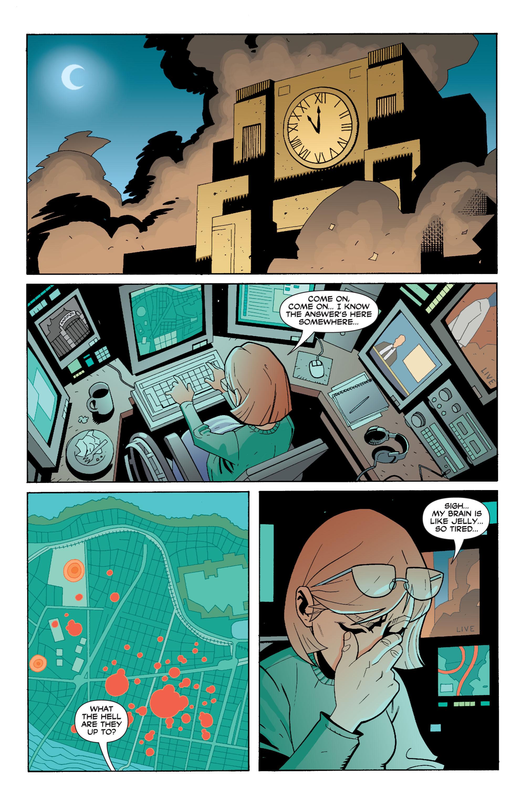 Read online Batman: War Games comic -  Issue #6 - 19