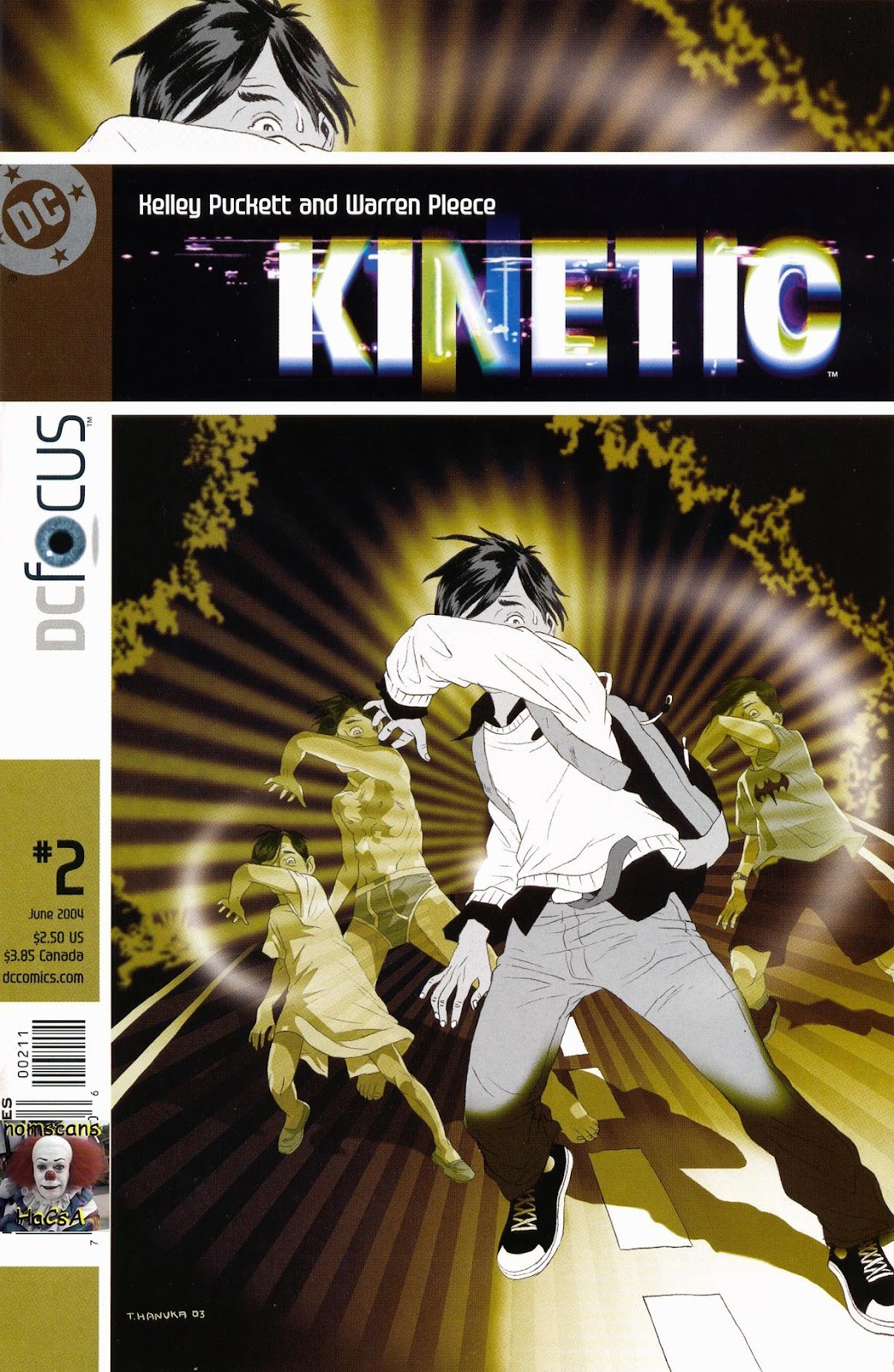 Kinetic Issue #2 #2 - English 1