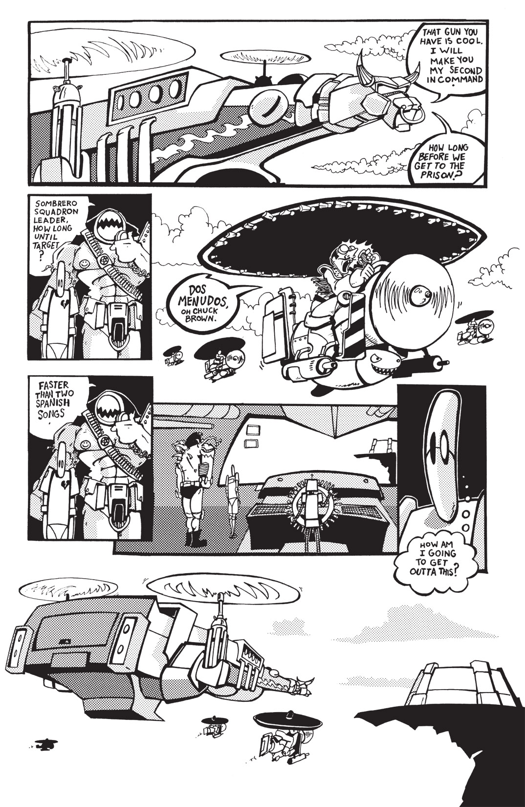 Read online Scud: The Disposable Assassin: The Whole Shebang comic -  Issue # TPB (Part 1) - 92