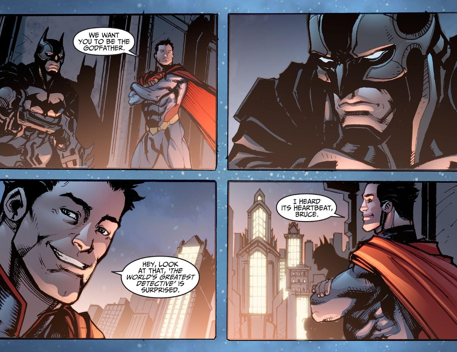Injustice: Gods Among Us [I] Issue #1 #2 - English 19