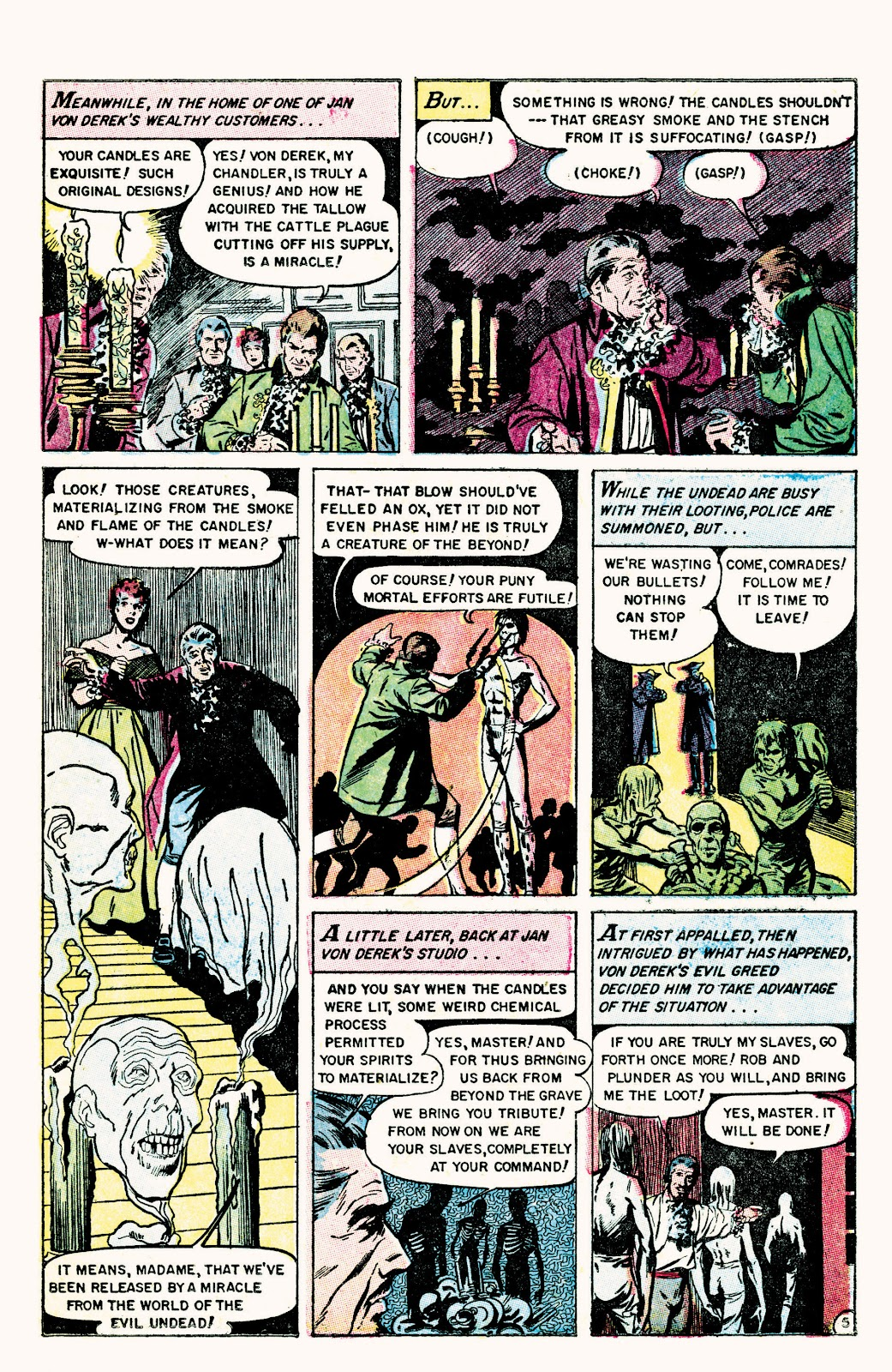Haunted Horror Issue #11 #11 - English 30