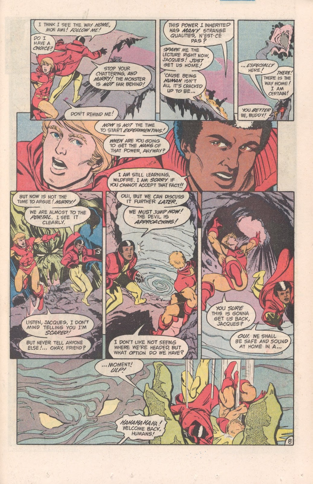 Tales of the Legion Issue #317 #4 - English 9