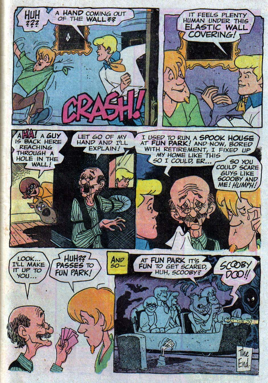 Read online Scooby-Doo... Mystery Comics comic -  Issue #26 - 26