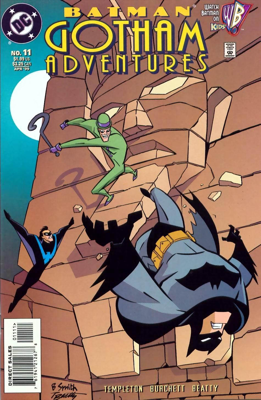 Batman: Gotham Adventures 11 Page 1