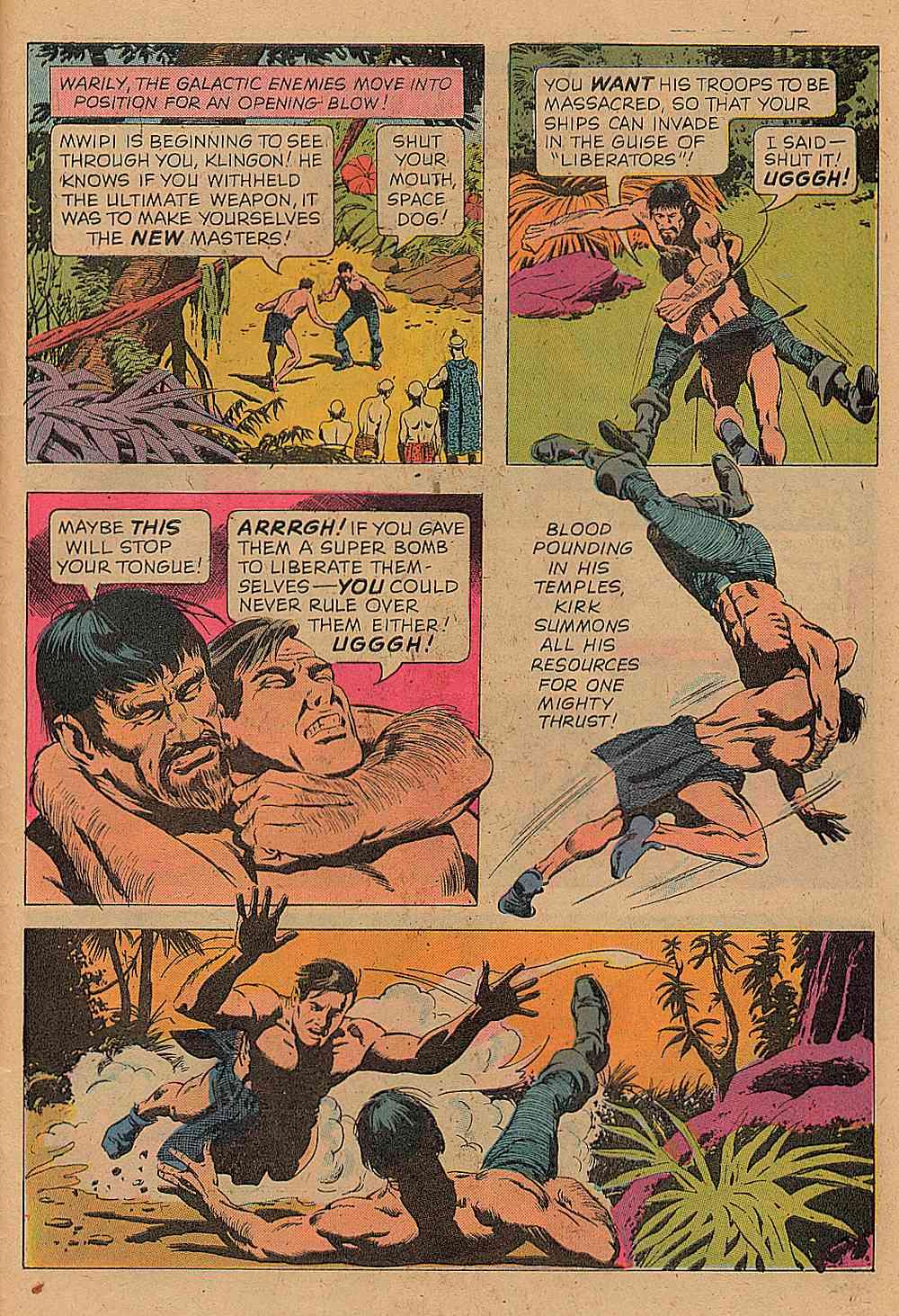 Star Trek (1967) Issue #38 #38 - English 22