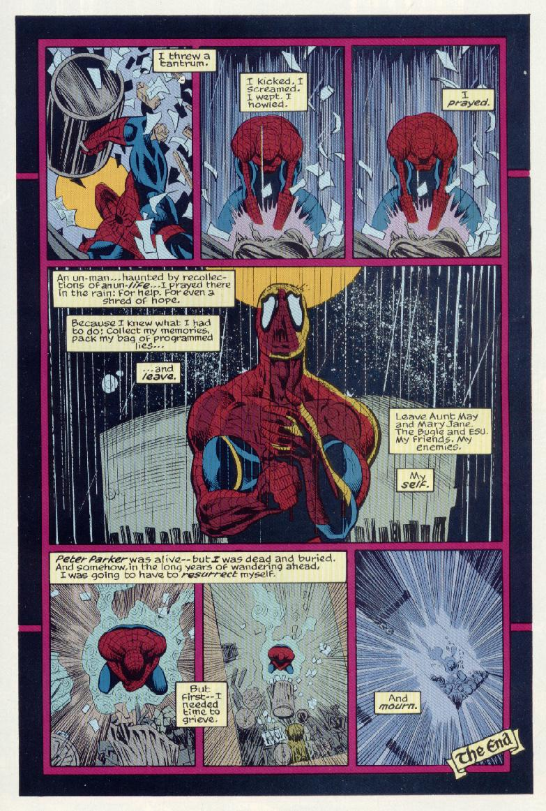 Read online Spider-Man: The Lost Years comic -  Issue #0 - 41
