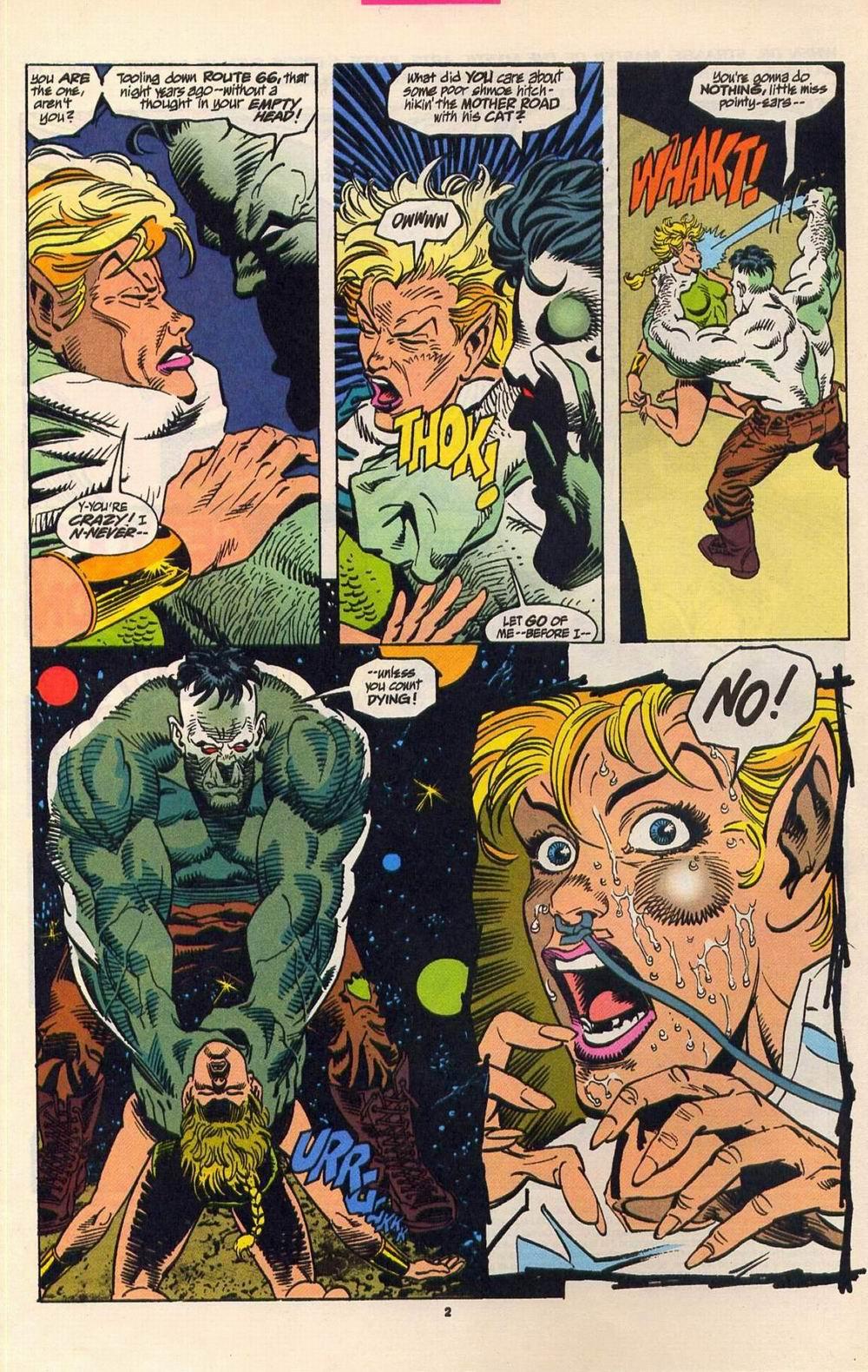 Read online Secret Defenders comic -  Issue #5 - 3