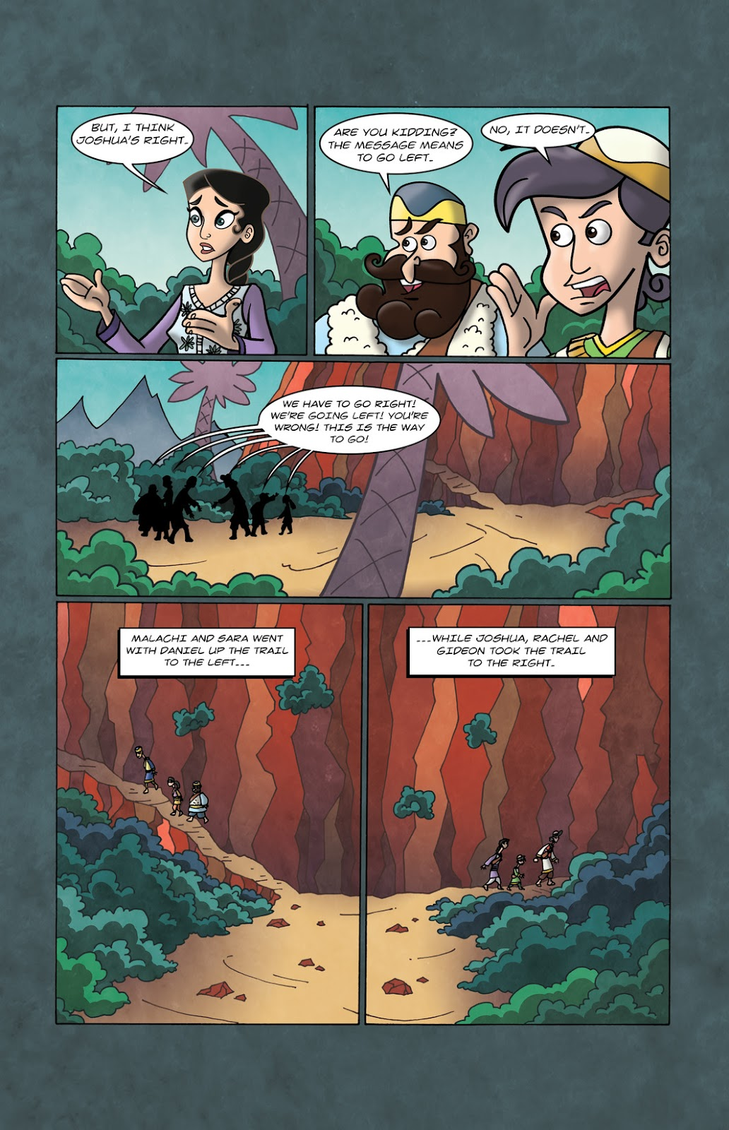 1001 Nights Issue #10 Page 14