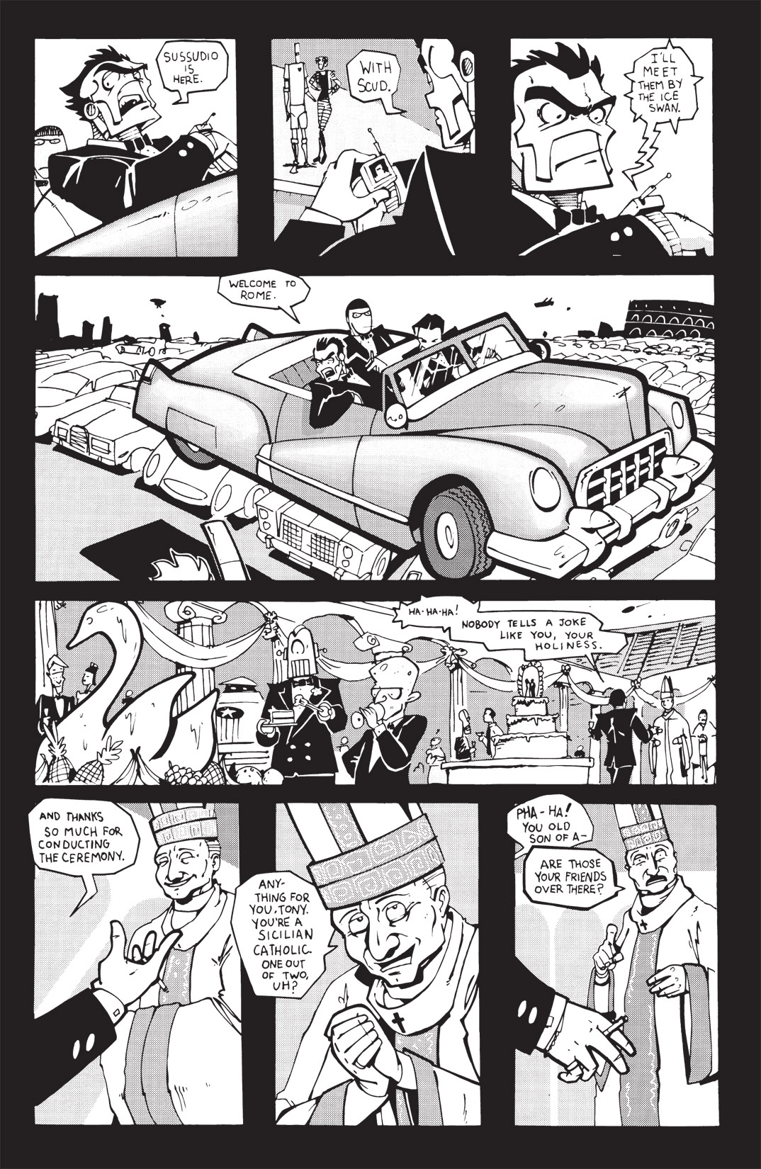 Read online Scud: The Disposable Assassin: The Whole Shebang comic -  Issue # TPB (Part 3) - 74