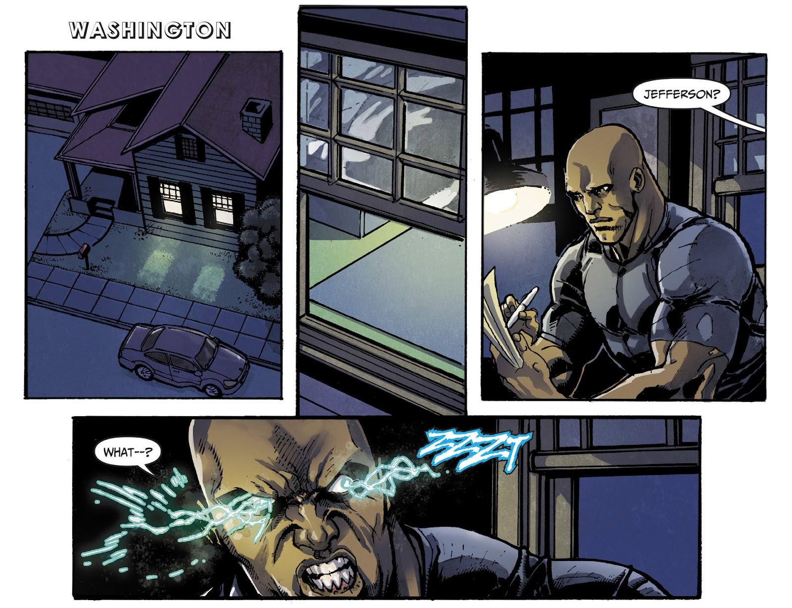 Injustice: Gods Among Us [I] Issue #18 #19 - English 19